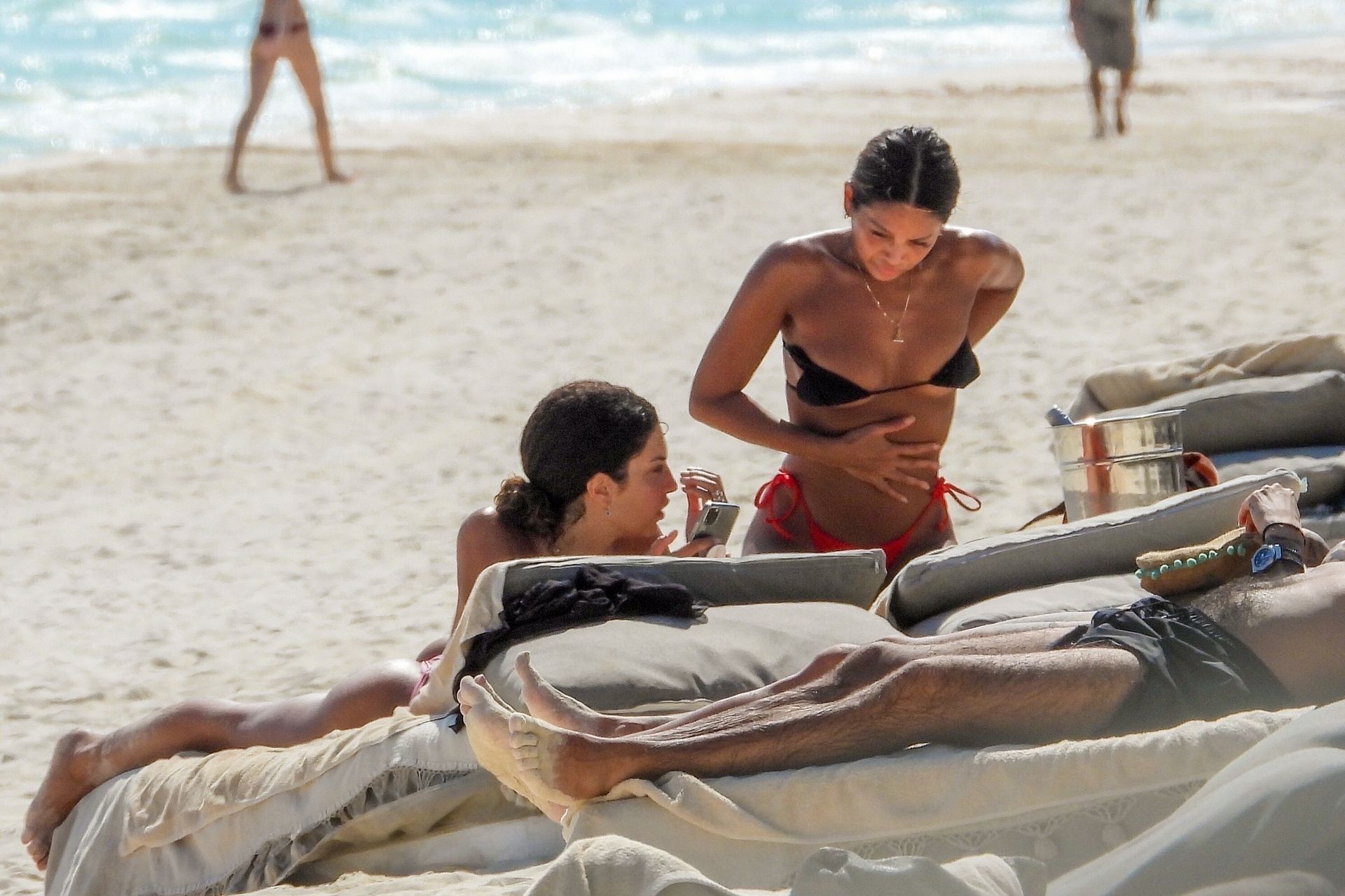 Jessica Aidi Tans In Tulum With Gal Pal Sethanie Taing 0005