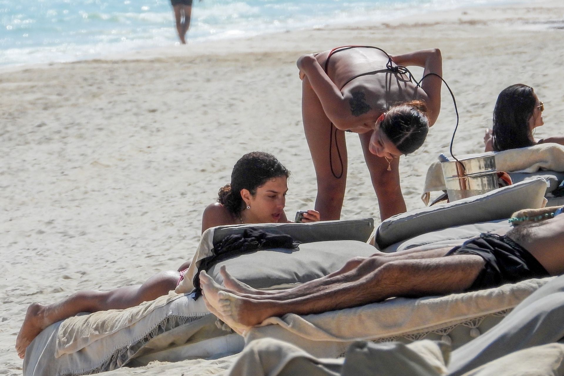 Jessica Aidi Tans In Tulum With Gal Pal Sethanie Taing 0009