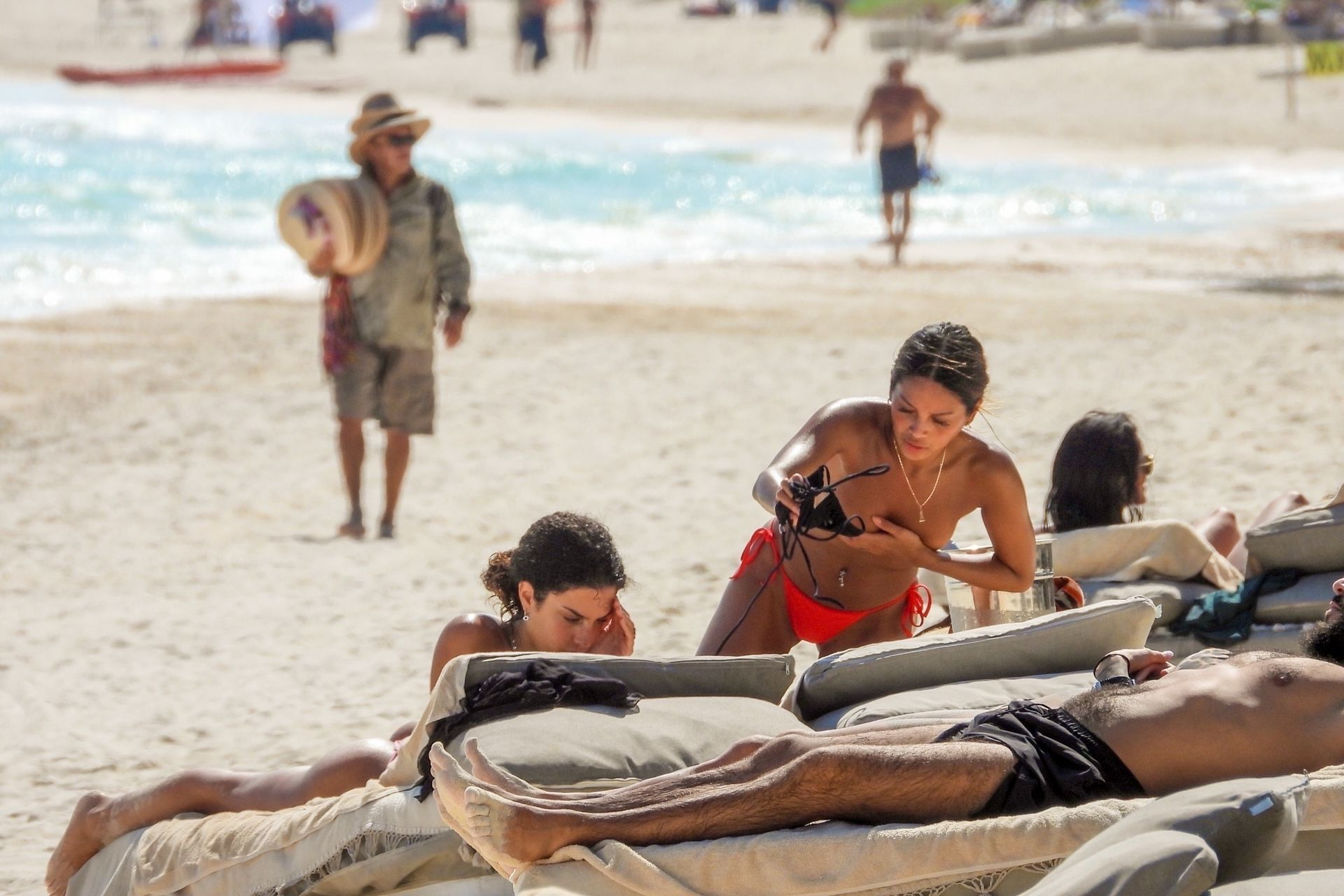 Jessica Aidi Tans In Tulum With Gal Pal Sethanie Taing 0016