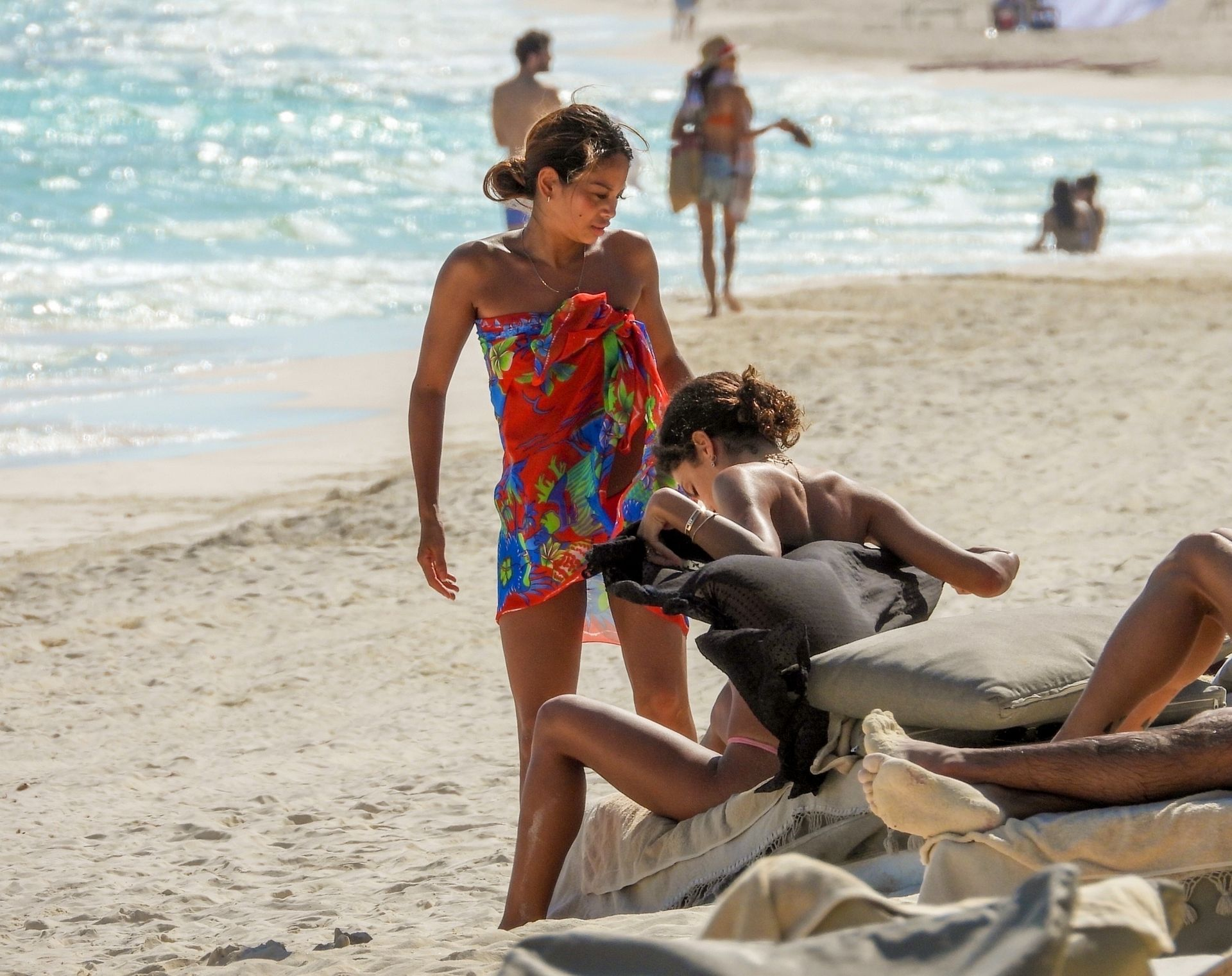 Jessica Aidi Tans In Tulum With Gal Pal Sethanie Taing 0021