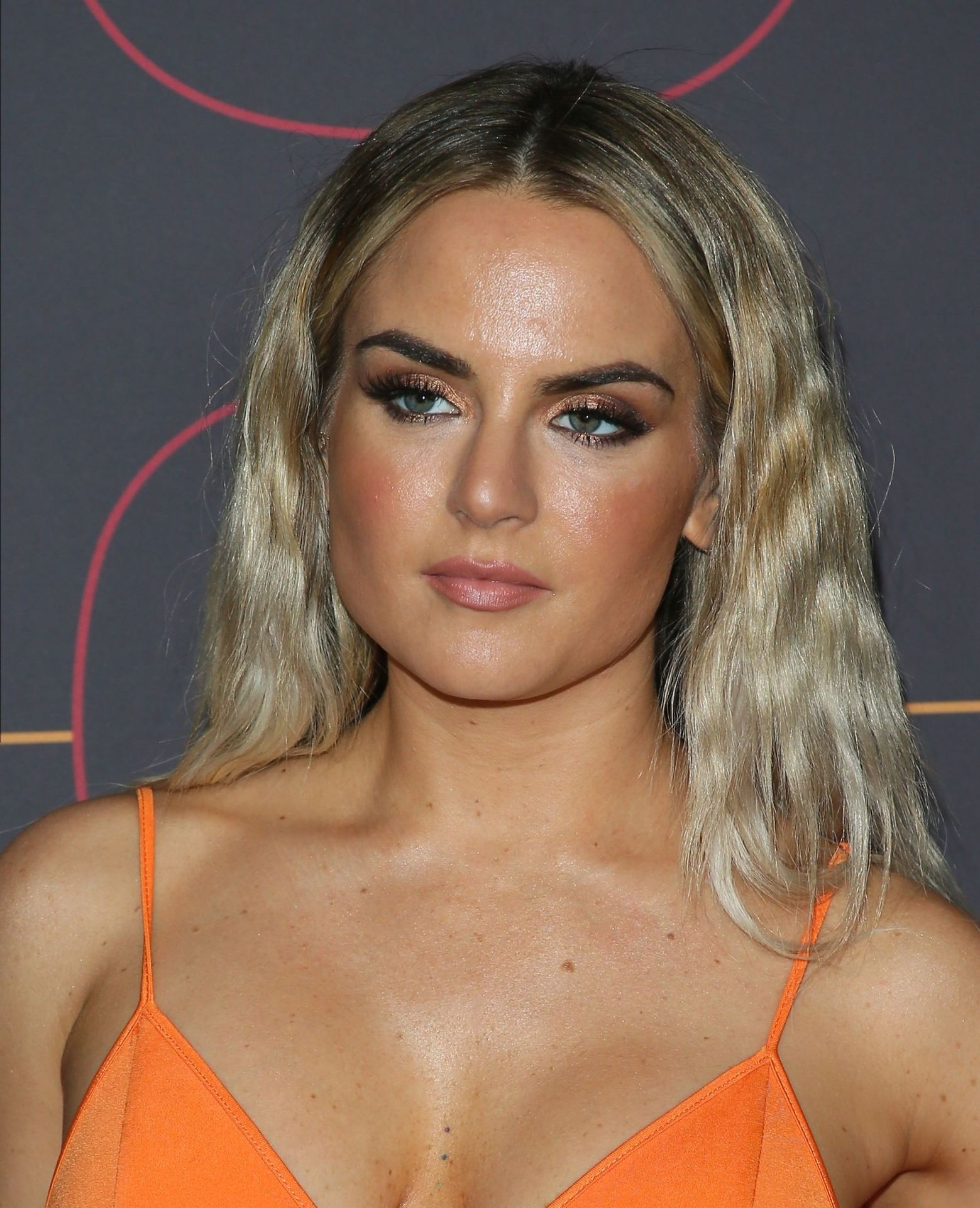 Jojo Shows Off Her Tits At The Warner Music Group Pre Grammy Party In Hollywood 0006