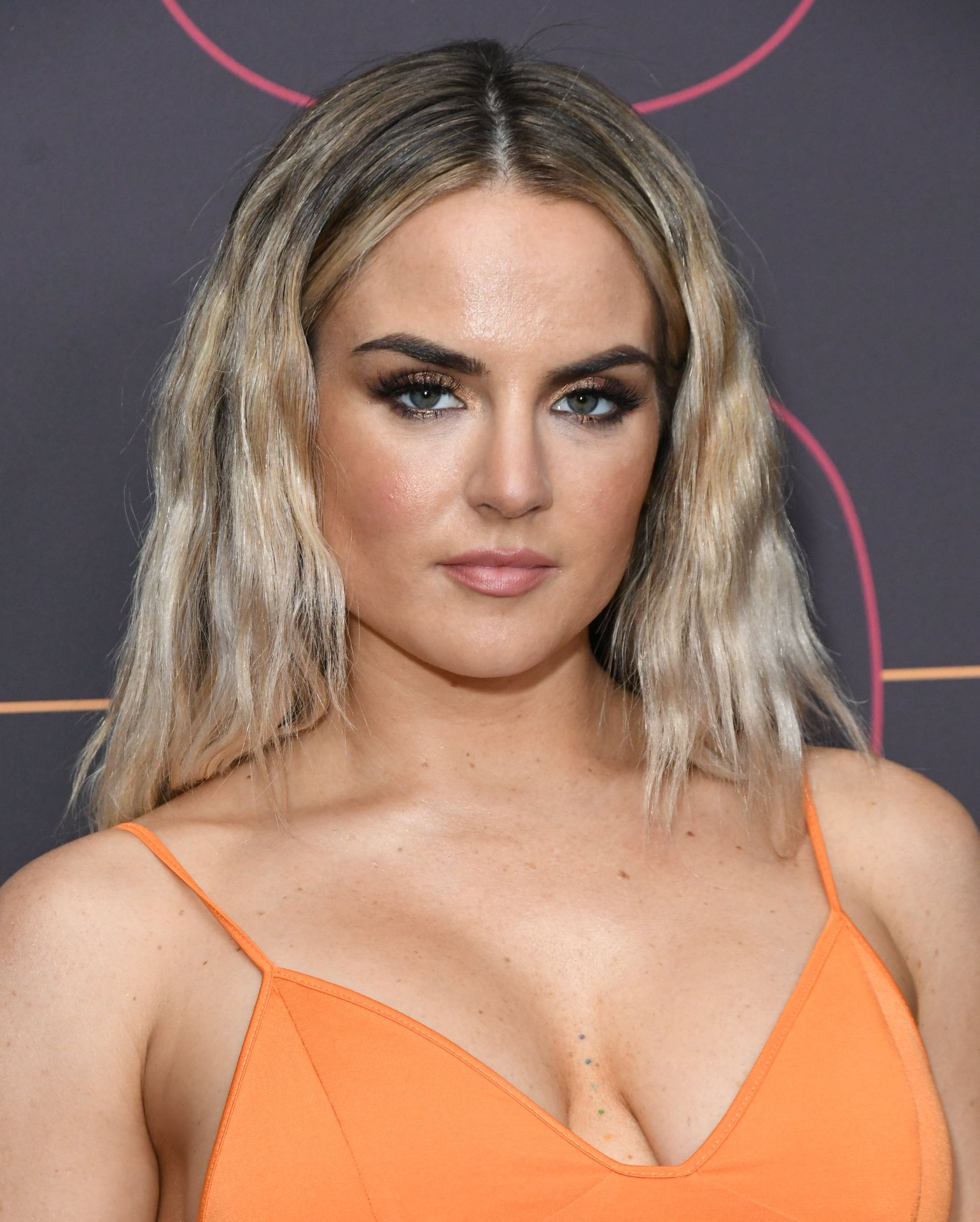 Jojo Shows Off Her Tits At The Warner Music Group Pre Grammy Party In Hollywood 0031
