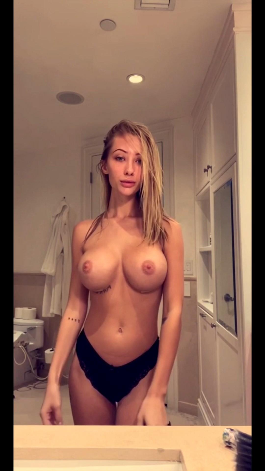 Kaylen Ward Nude 0037