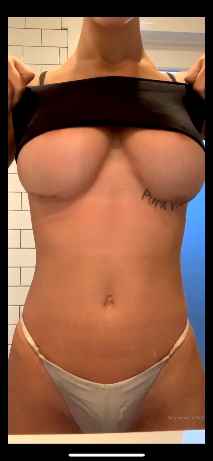 Kaylen Ward Nude 0046