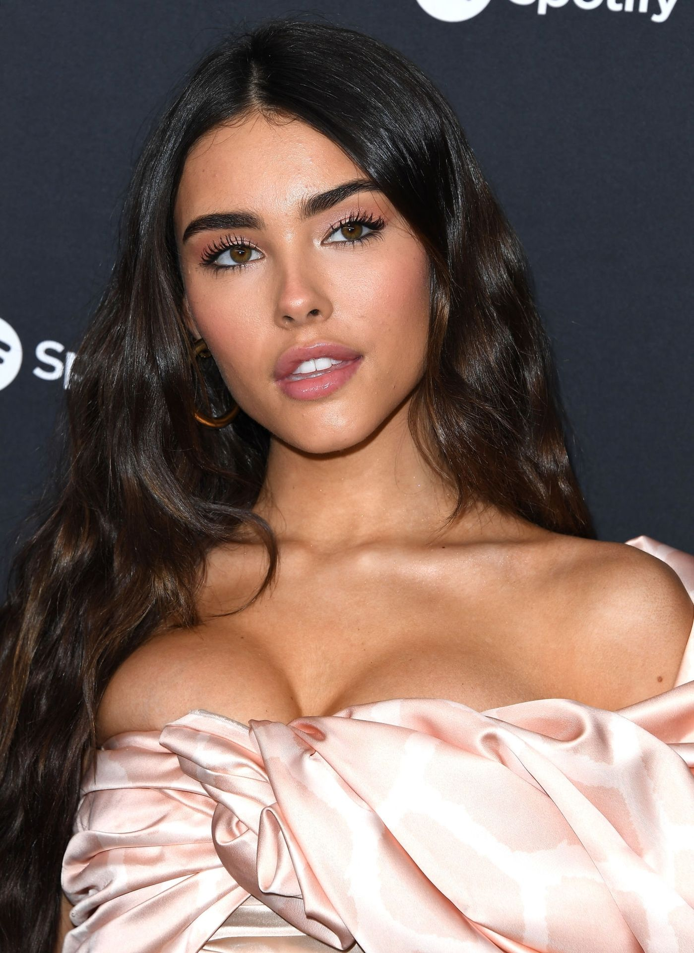 Madison Beer Displays Her Boobs At The Spotify Best New Artist Party 0003