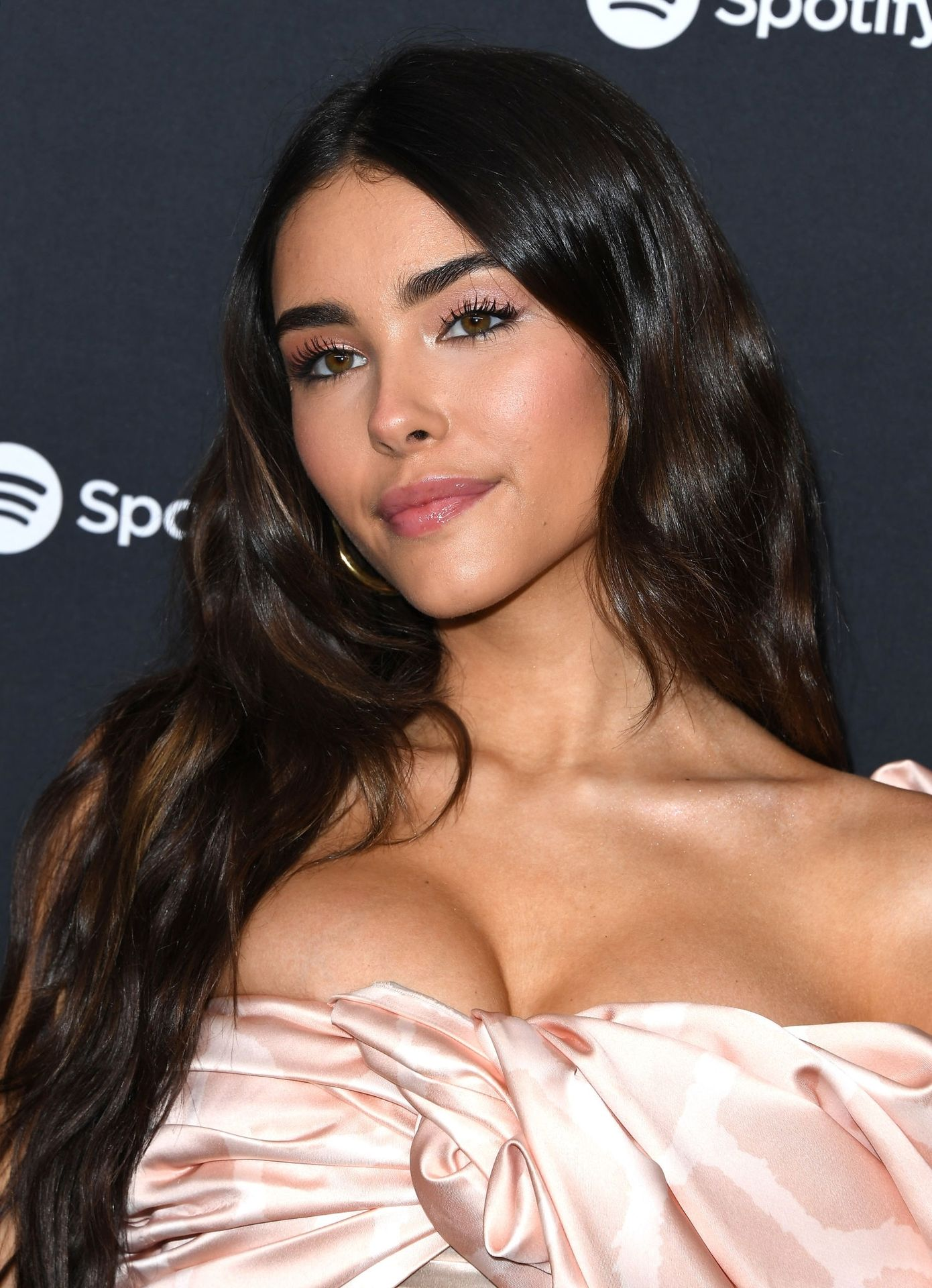 Madison Beer Displays Her Boobs At The Spotify Best New Artist Party 0004