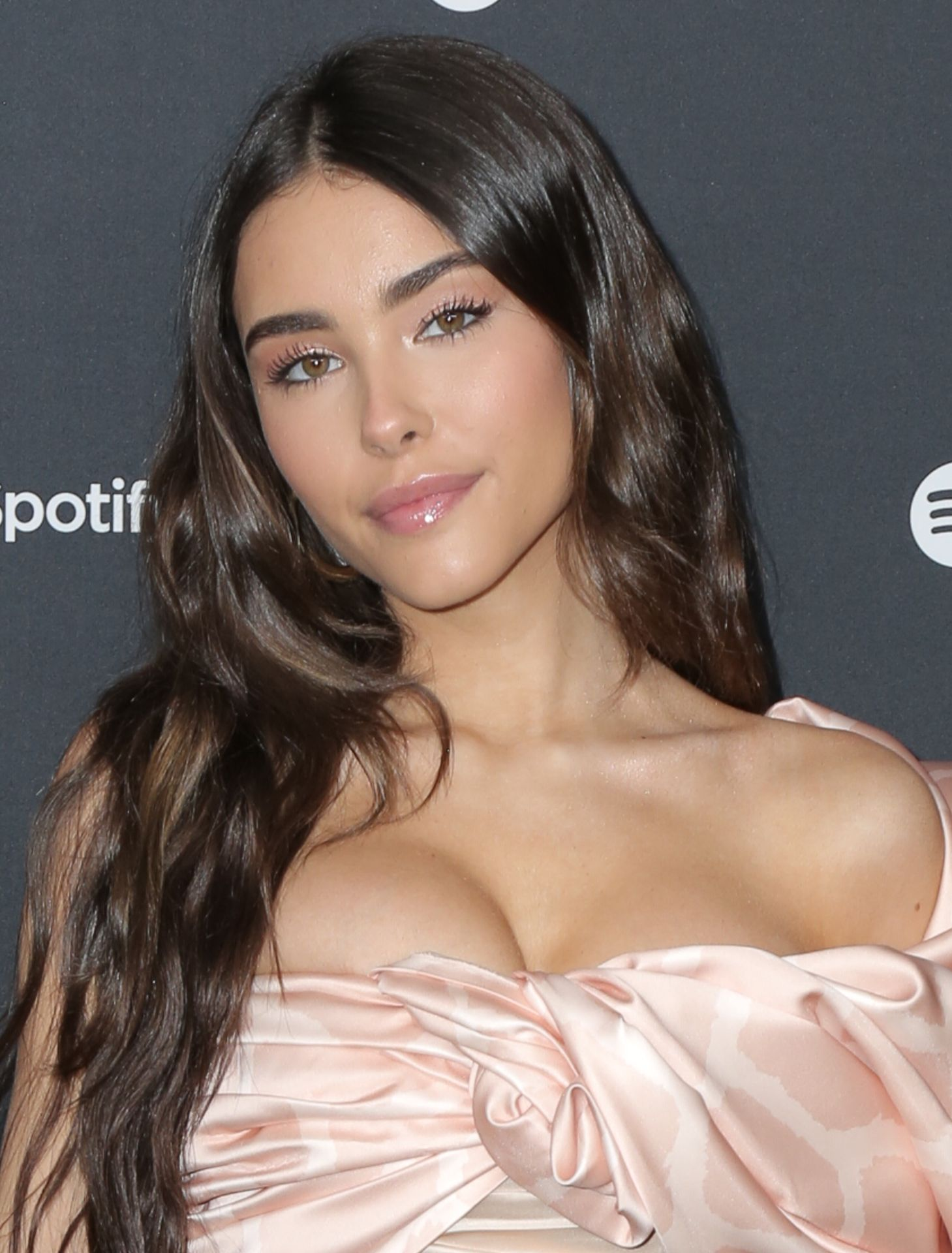 Madison Beer Displays Her Boobs At The Spotify Best New Artist Party 0008