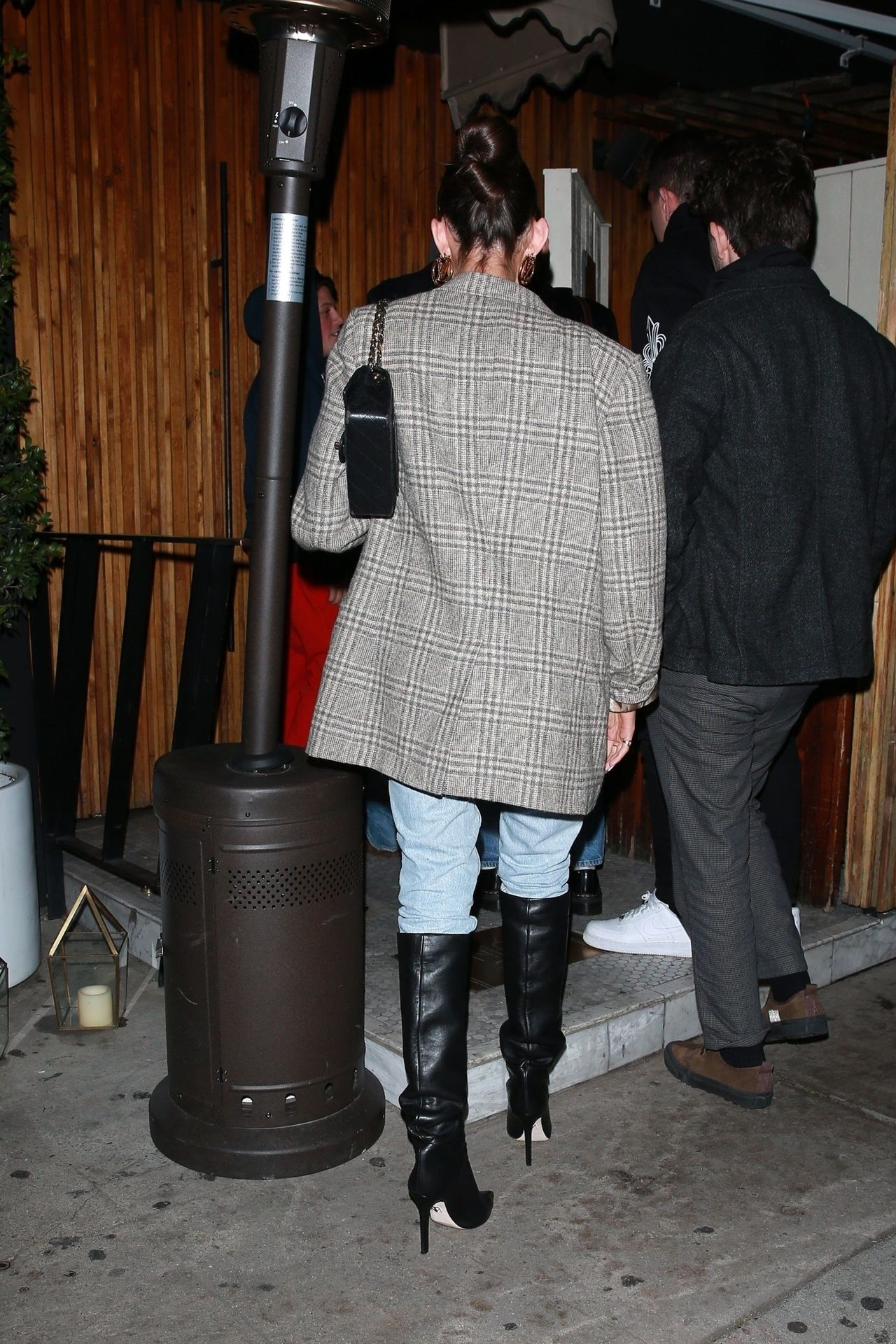 Madison Beer Turns Heads At The Nice Guy In West Hollywood 0031
