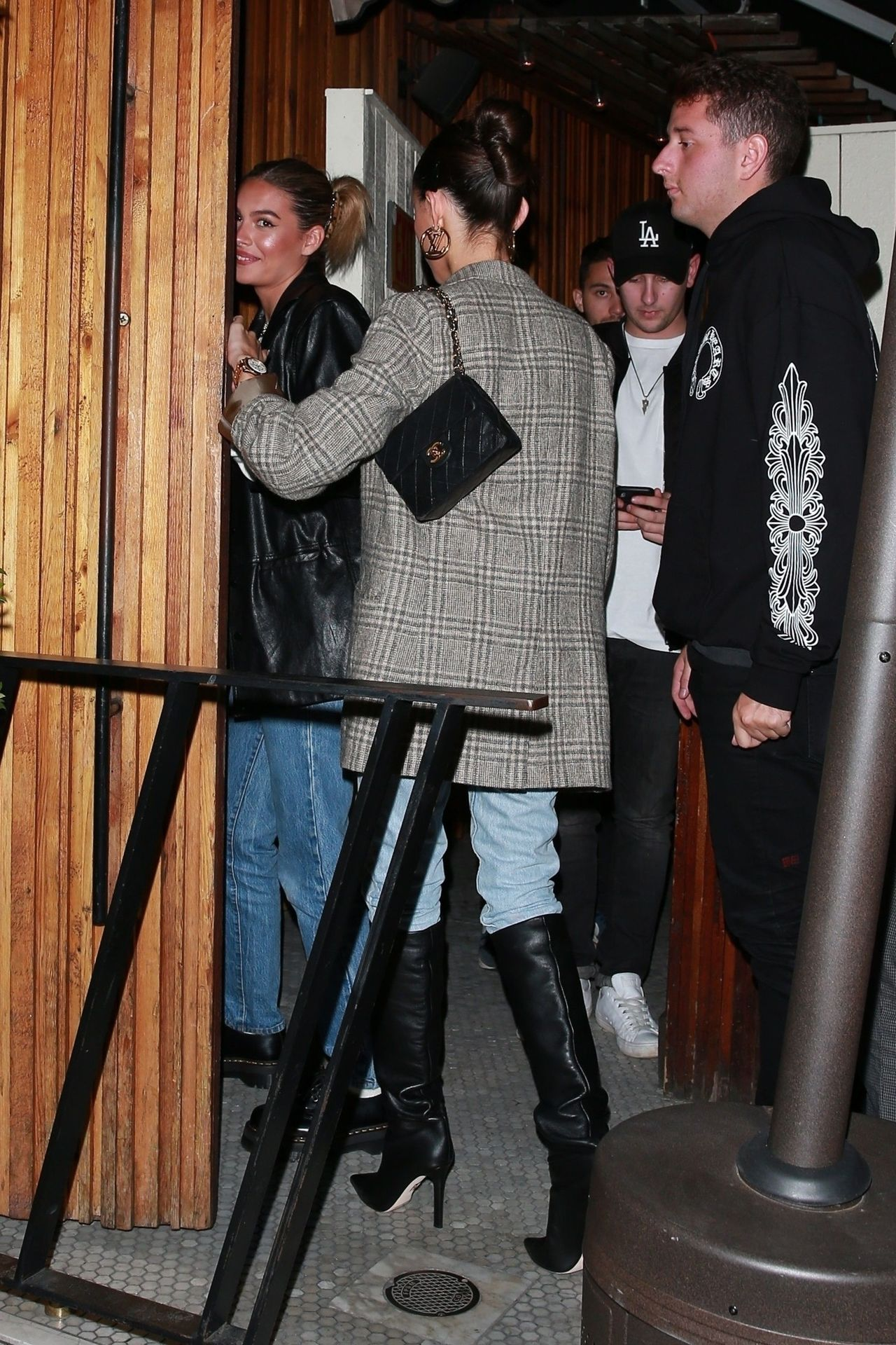 Madison Beer Turns Heads At The Nice Guy In West Hollywood 0032