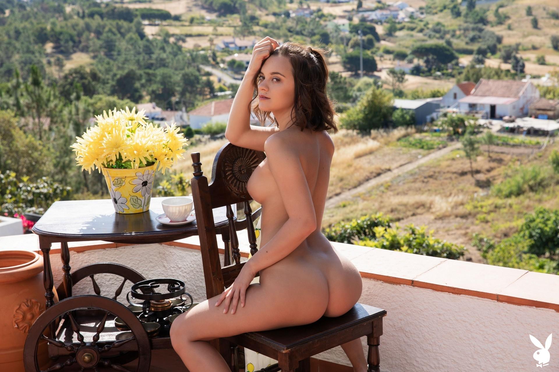 Marine Lecourt In Country Summit Playboy Plus (14)