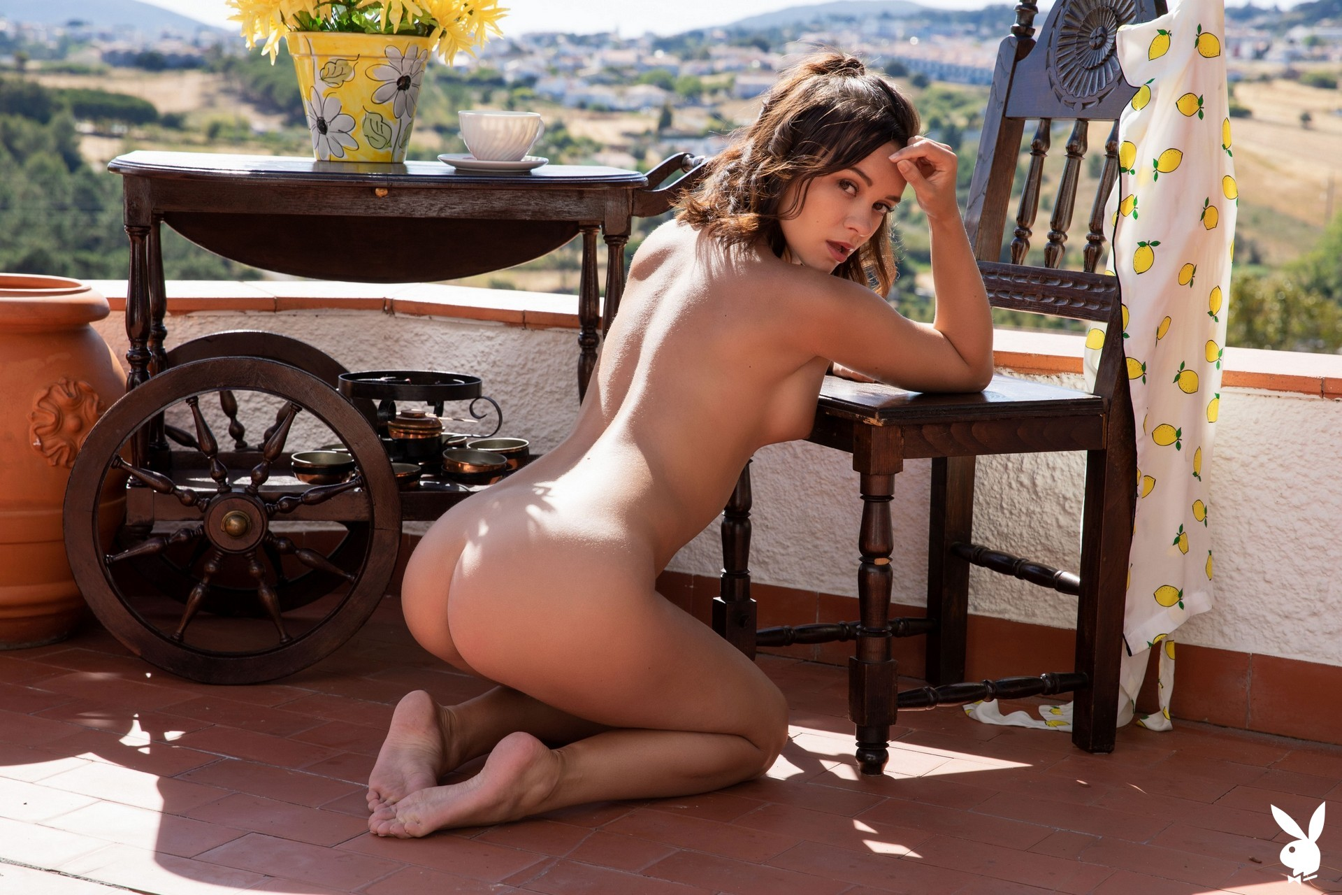 Marine Lecourt In Country Summit Playboy Plus (16)
