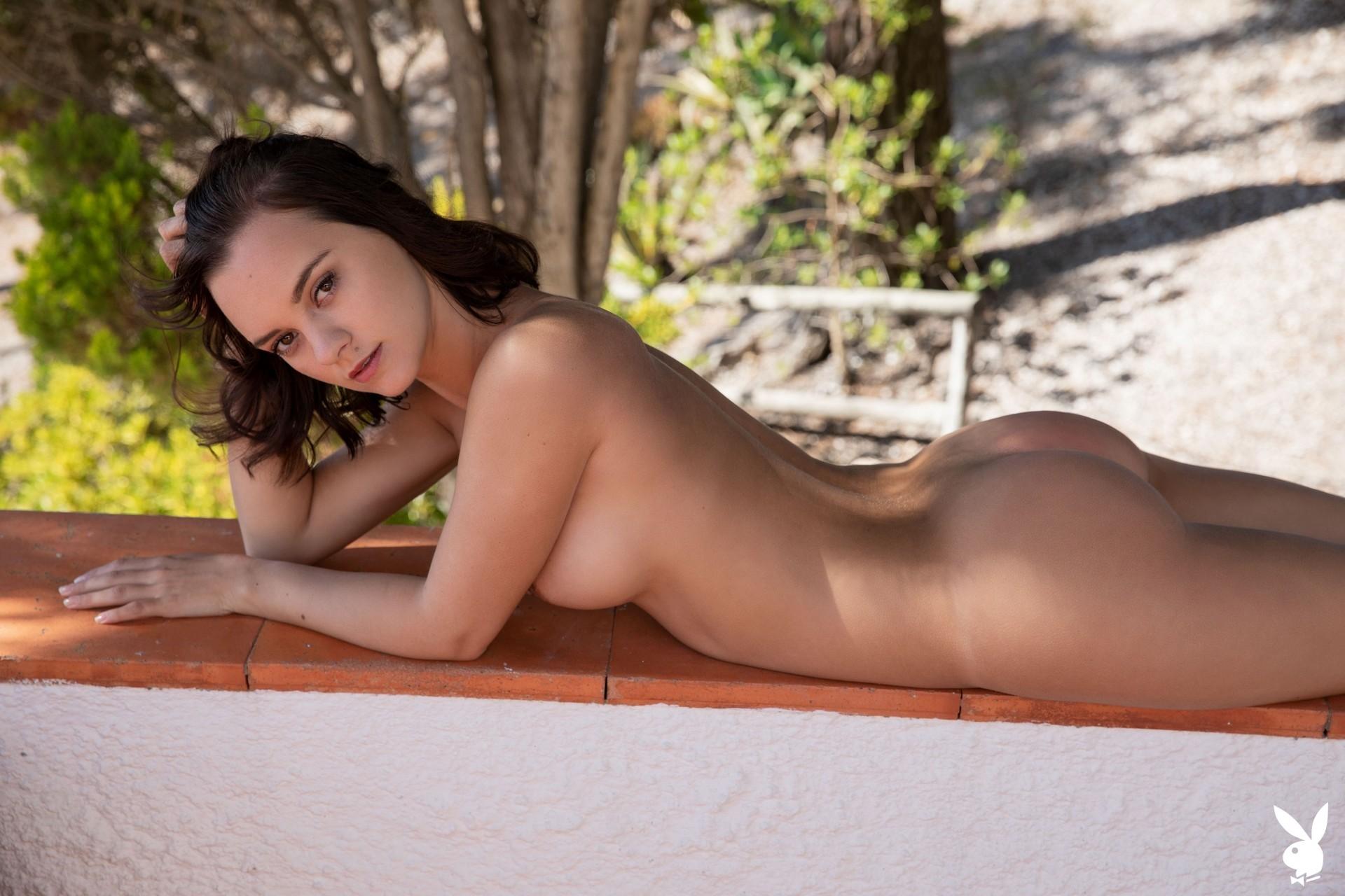 Marine Lecourt In Country Summit Playboy Plus (19)
