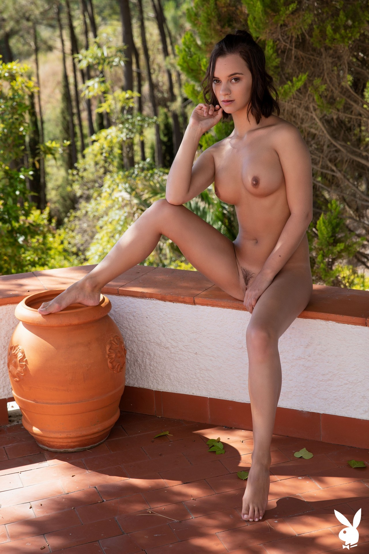 Marine Lecourt In Country Summit Playboy Plus (20)