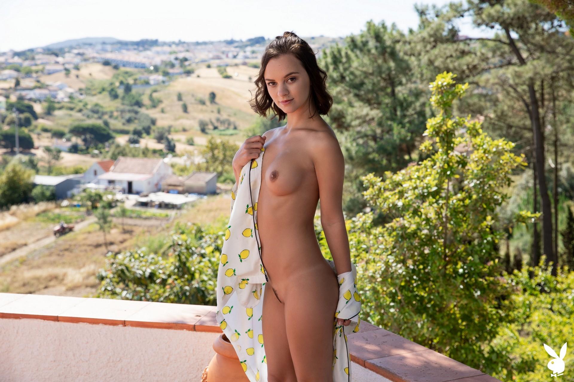 Marine Lecourt In Country Summit Playboy Plus (23)