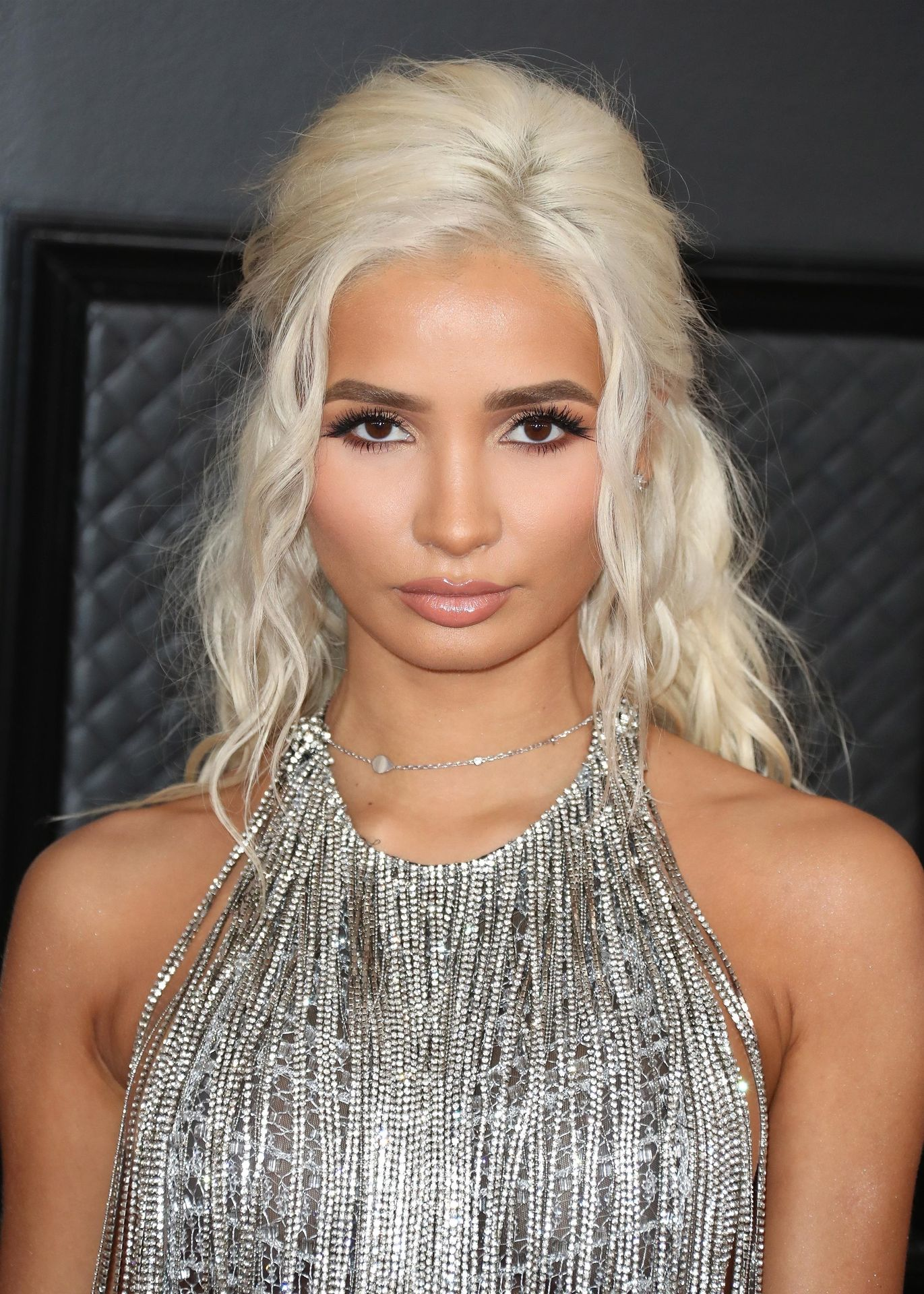 Pia Mia Perez Shows Her Sideboob At The 62nd Annual Grammy Awards 0002
