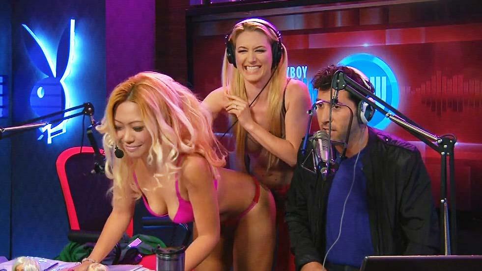 Playboy Morning Show, Season 1, Ep. 44