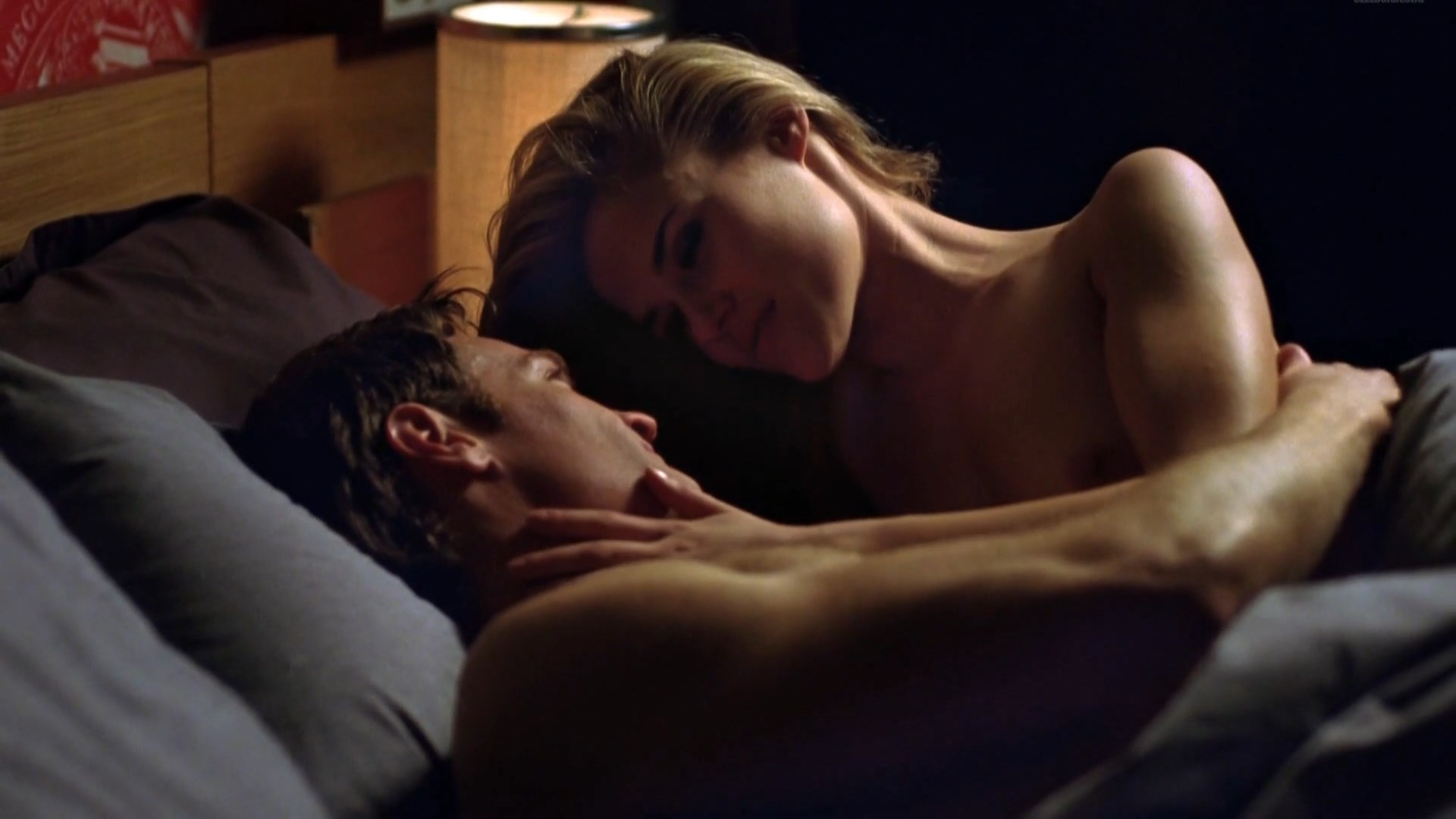 Rachael Taylor Nude – Any Questions For Ben 0005