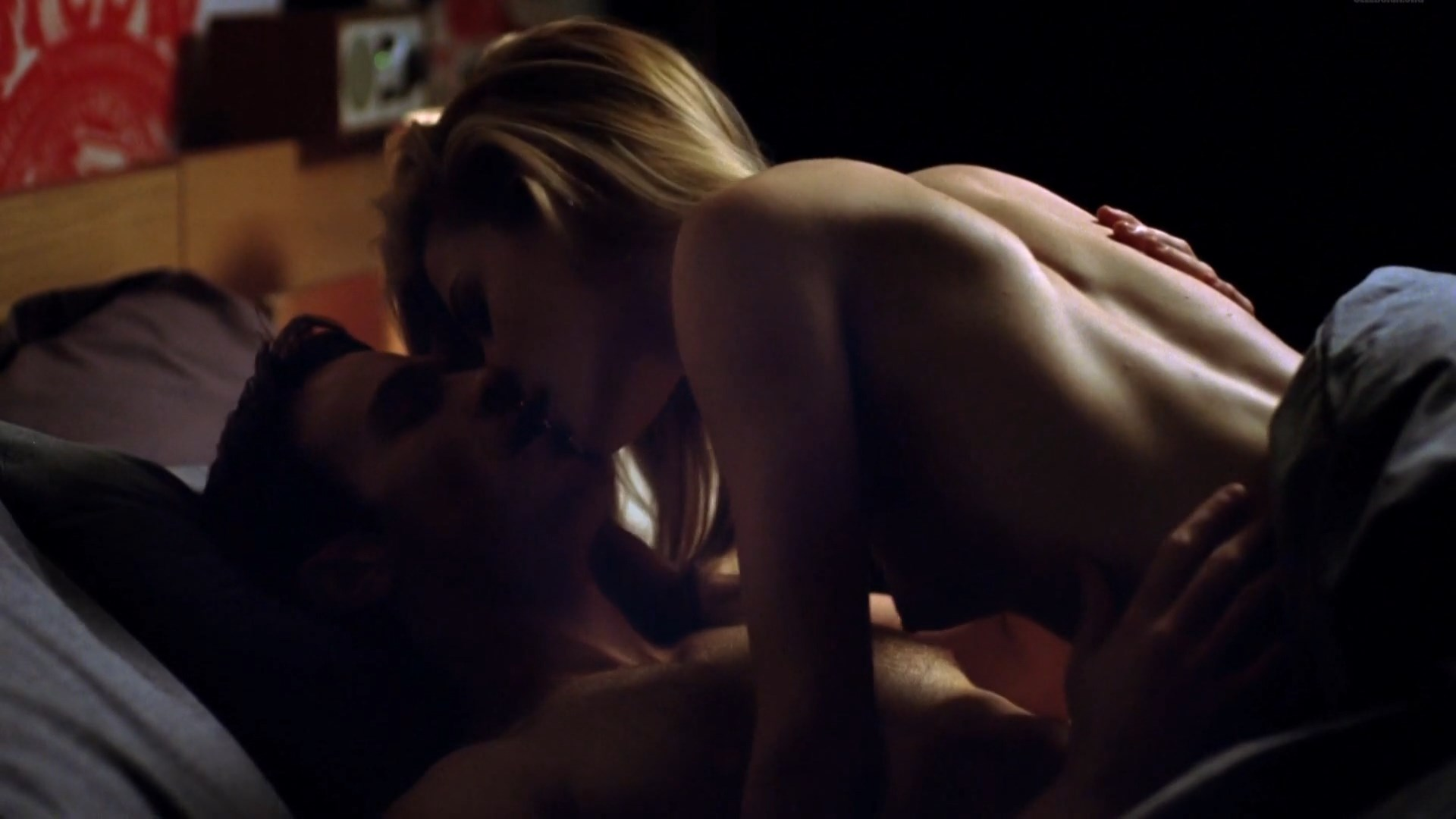 Rachael Taylor Nude – Any Questions For Ben 0008