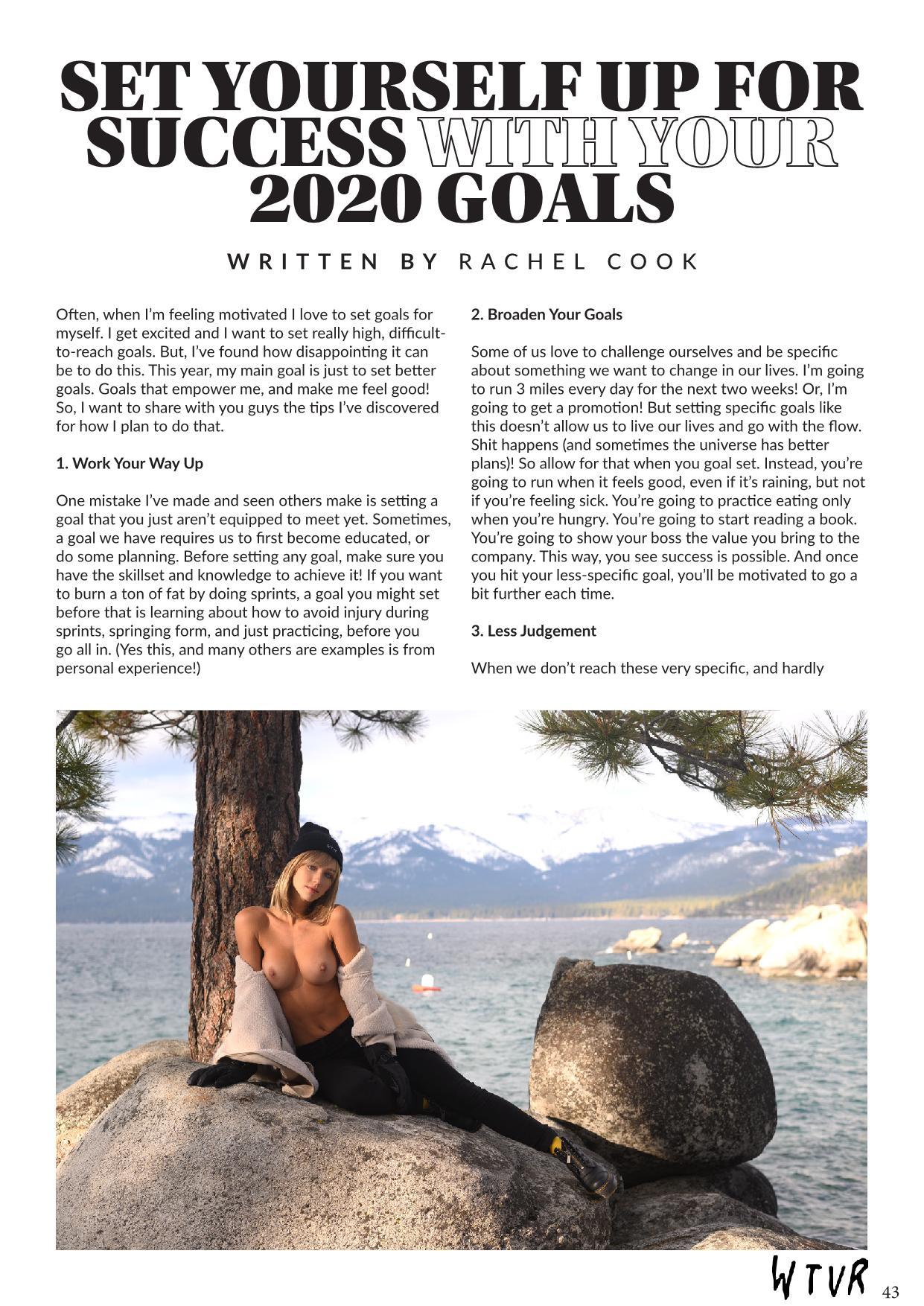 Rachel Cook, Alexis Rupp Nude – Wtvr Magazine №3 0041