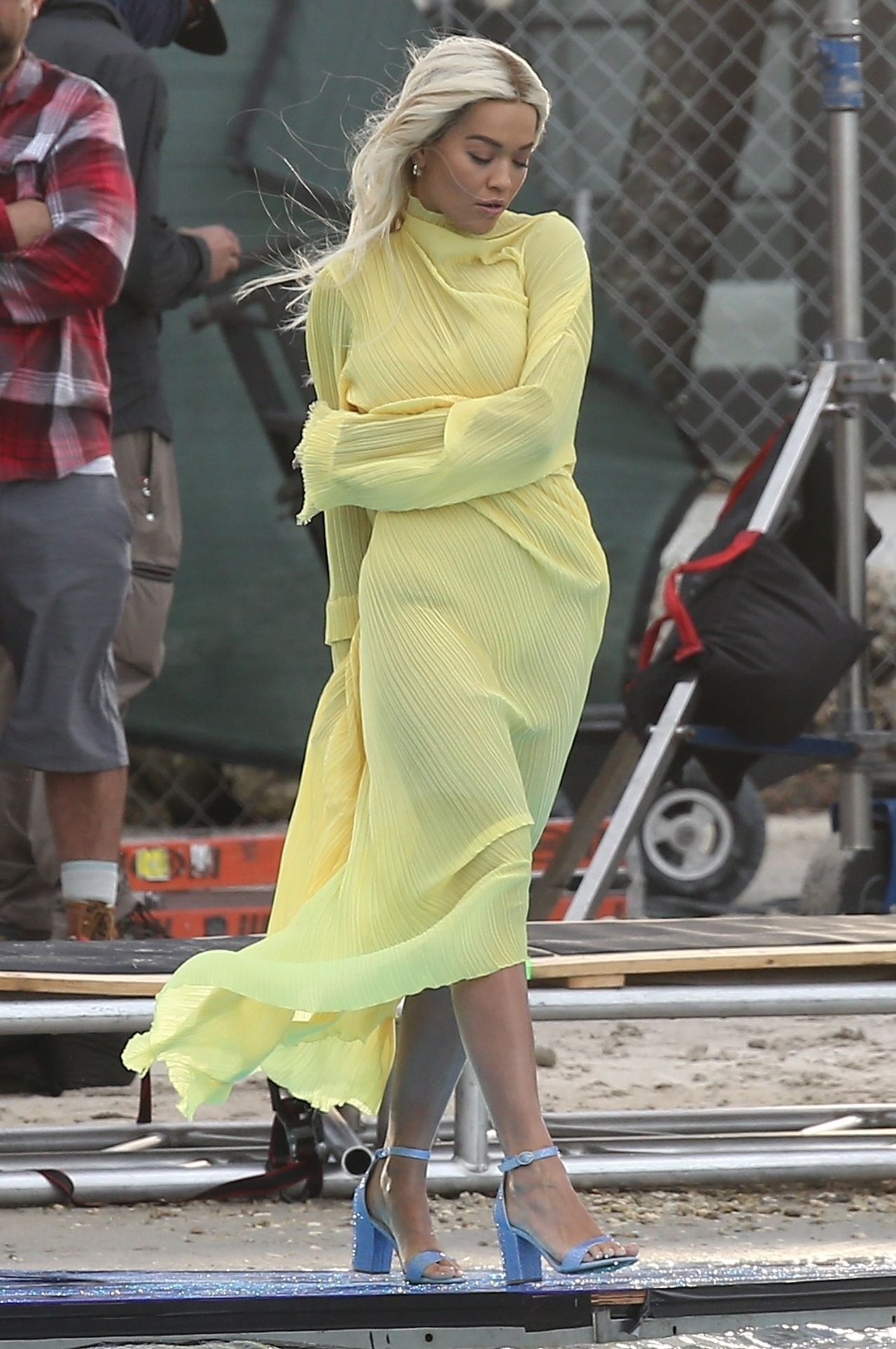 Rita Ora Upskirt 0017