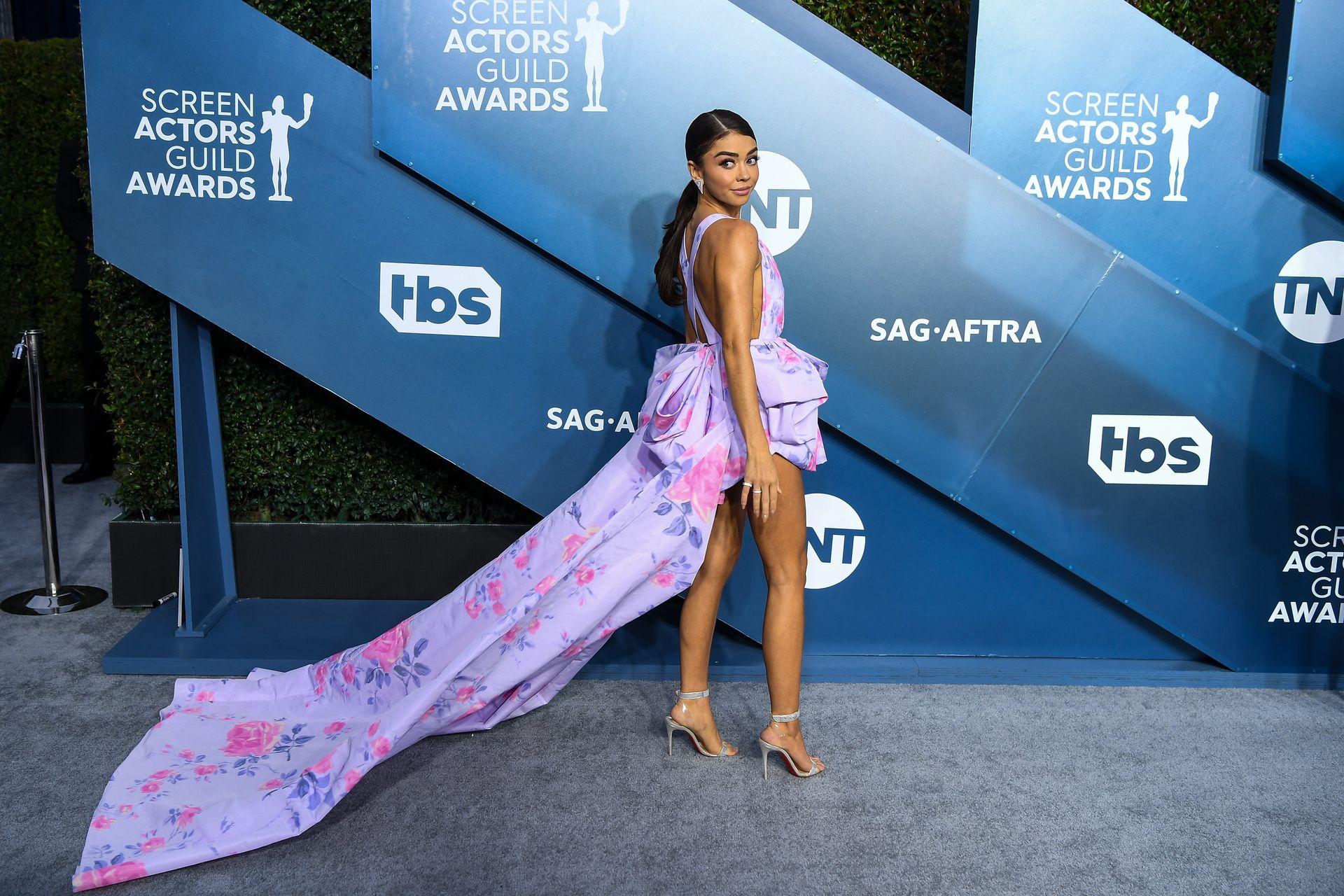 Sarah Hyland Stuns At The Screen Actors Guild Awards 0044