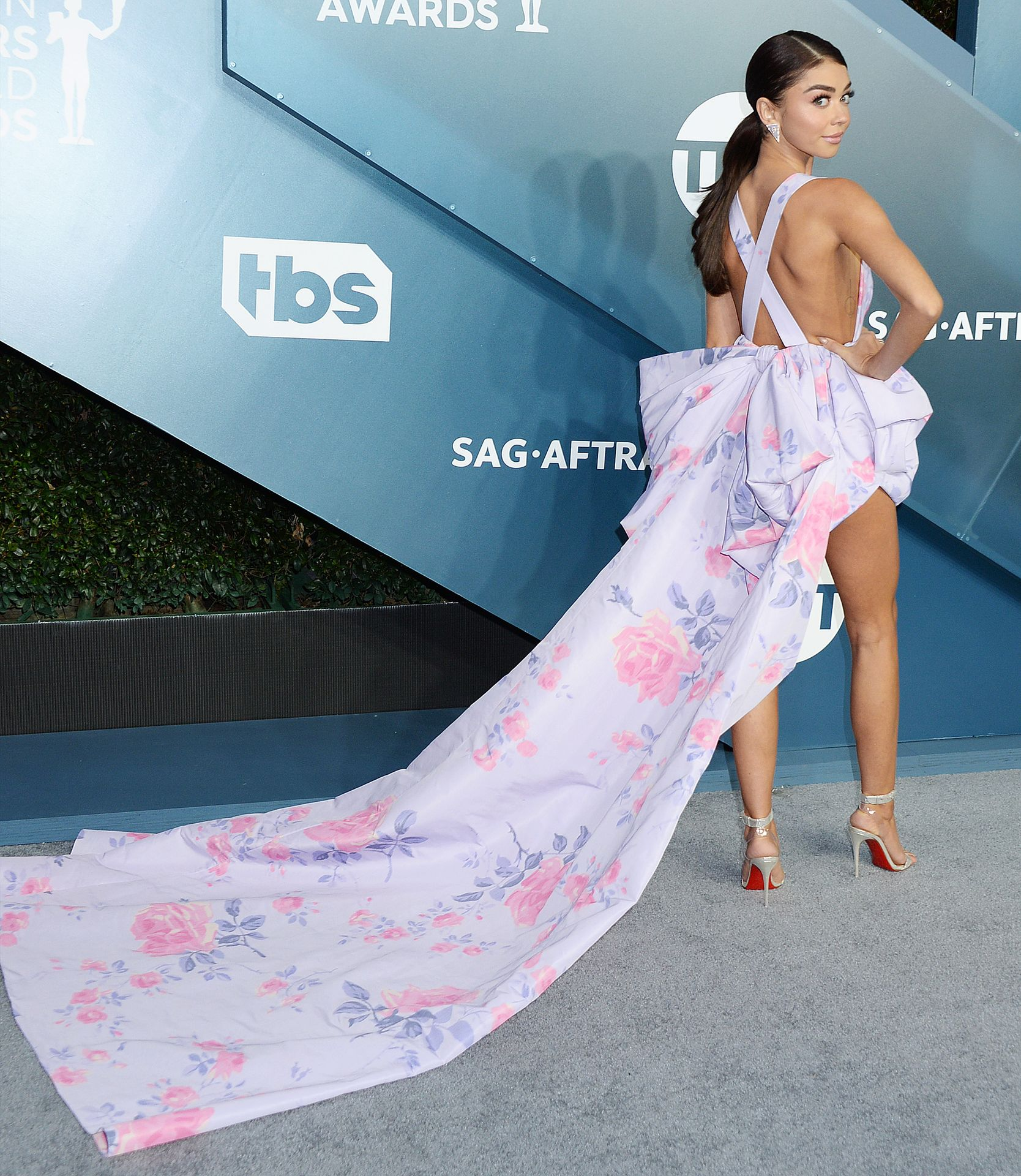 Sarah Hyland Stuns At The Screen Actors Guild Awards 0055