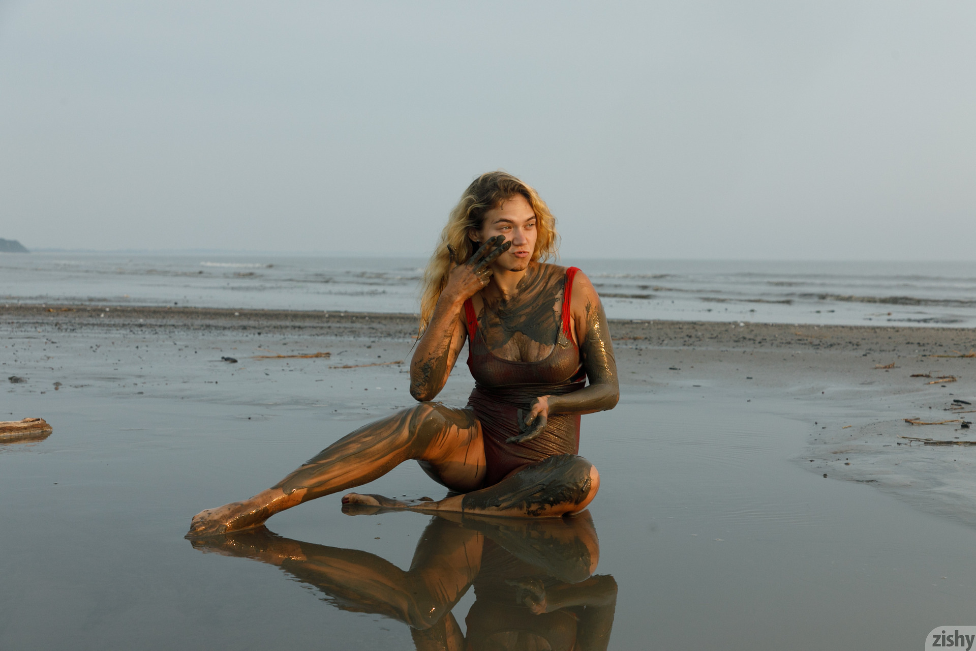 Sofia Orlova On Gryaznyy Beach Zishy (34)