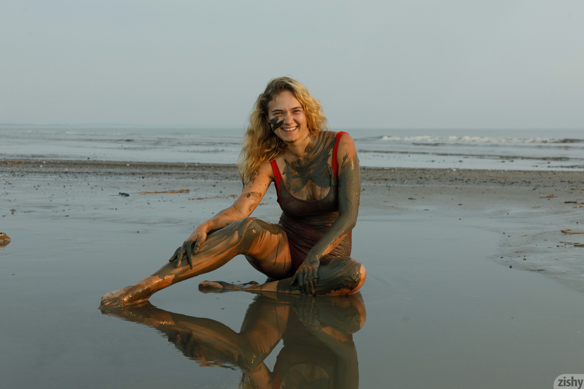 Sofia Orlova On Gryaznyy Beach Zishy (35)