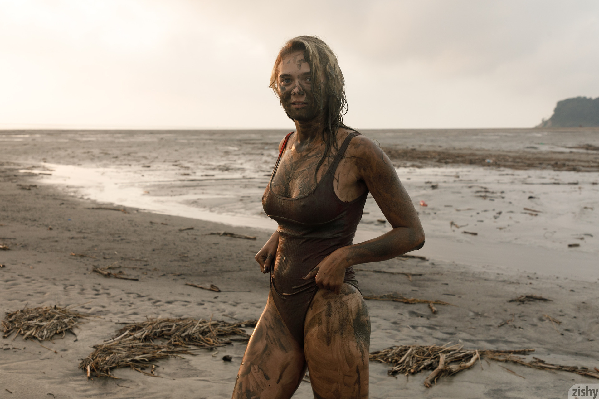 Sofia Orlova On Gryaznyy Beach Zishy (61)