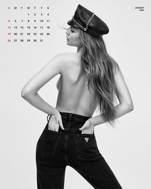 V Magazine 2020 Nude Calendar 0002
