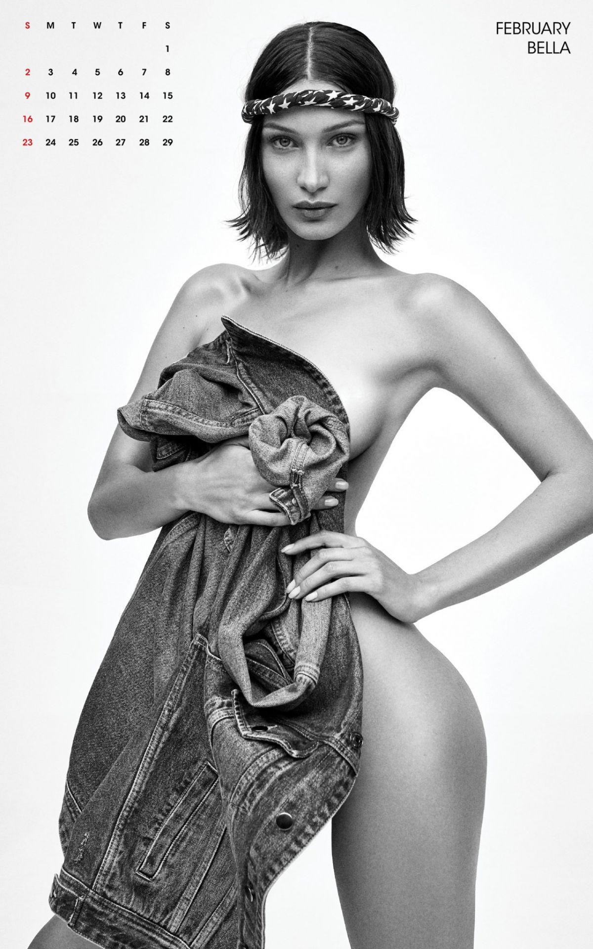 V Magazine 2020 Nude Calendar 0003