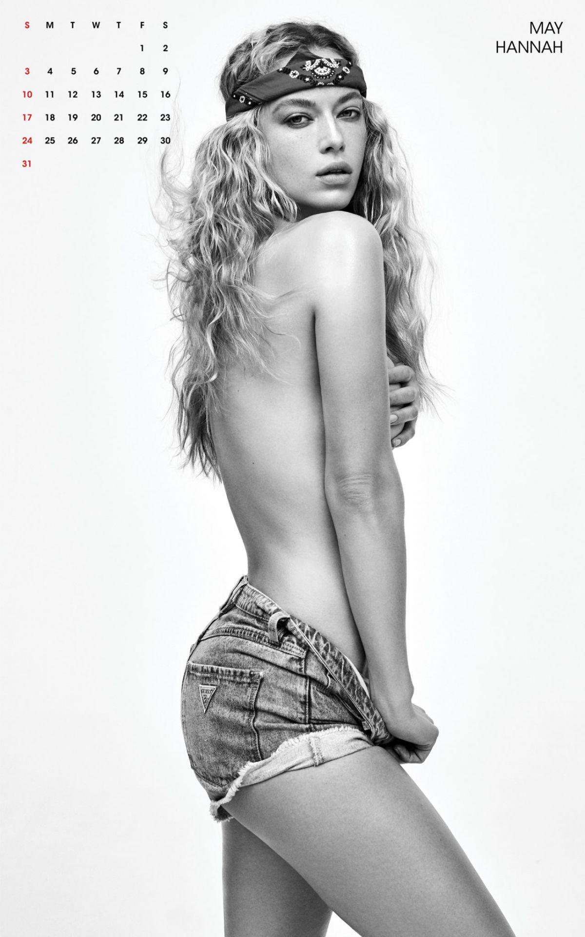 V Magazine 2020 Nude Calendar 0006