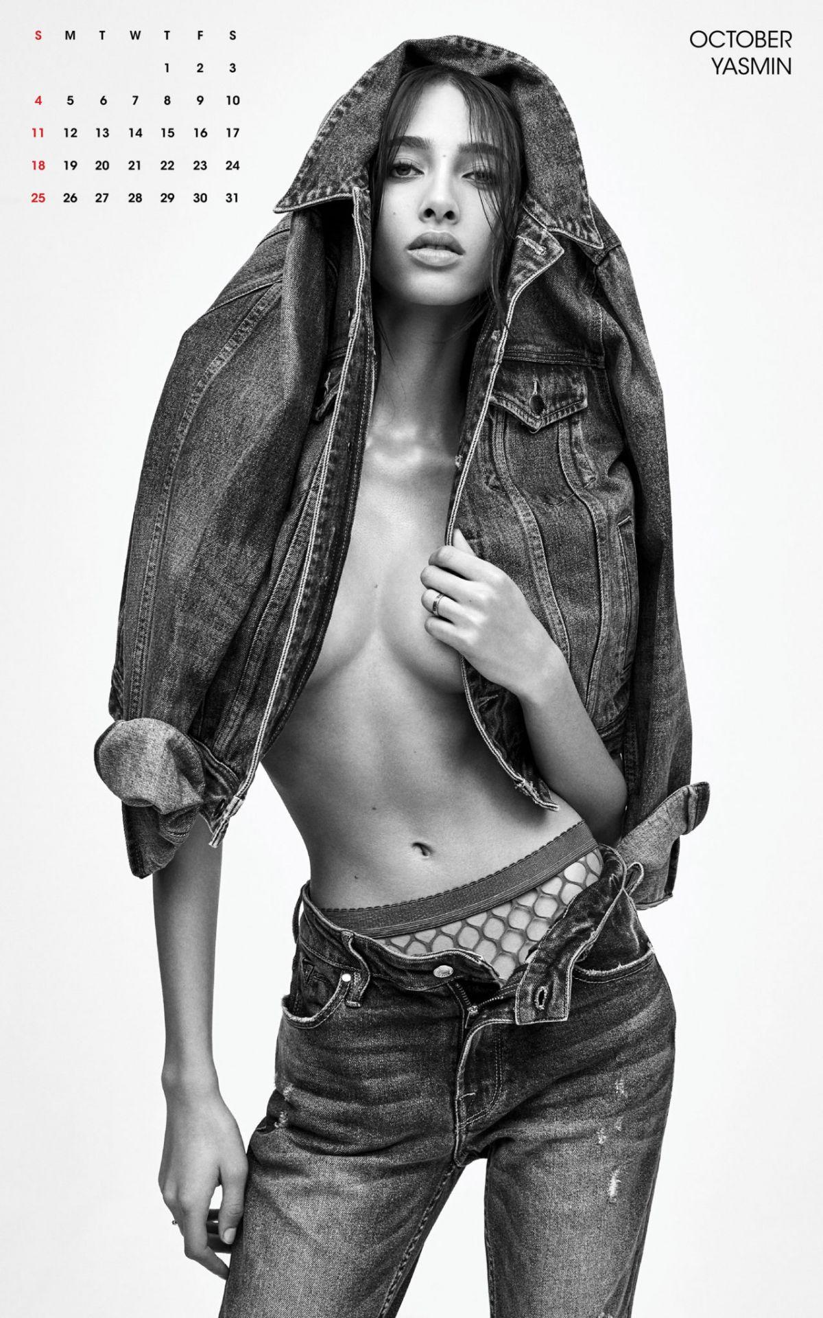 V Magazine 2020 Nude Calendar 0011