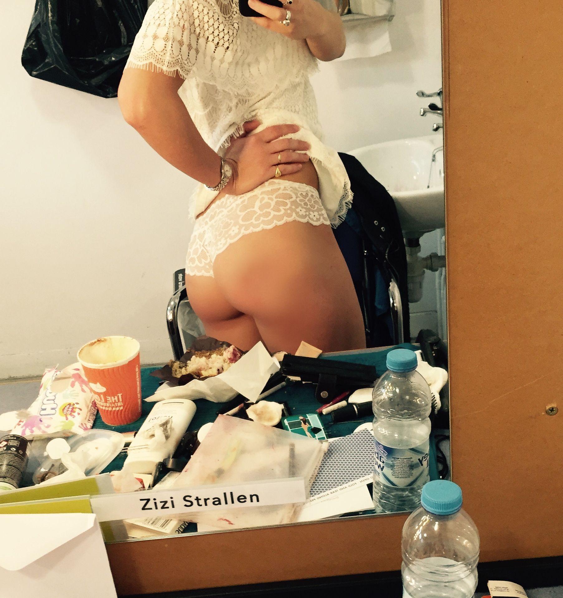 Zizi Strallen Nude Leaked The Fappening 0010