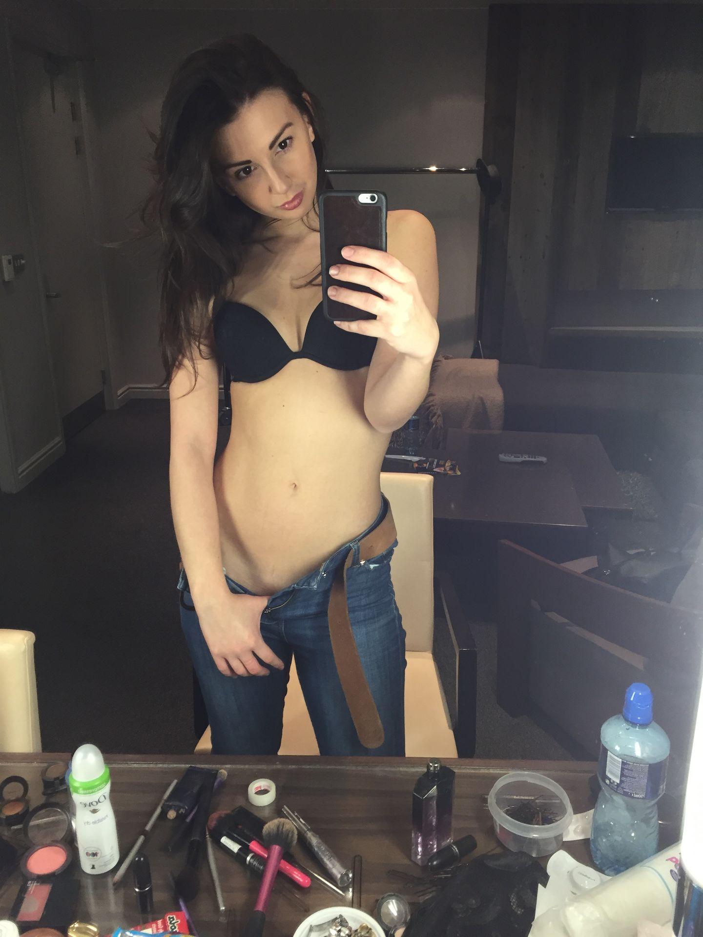 Zizi Strallen Nude Leaked The Fappening 0032