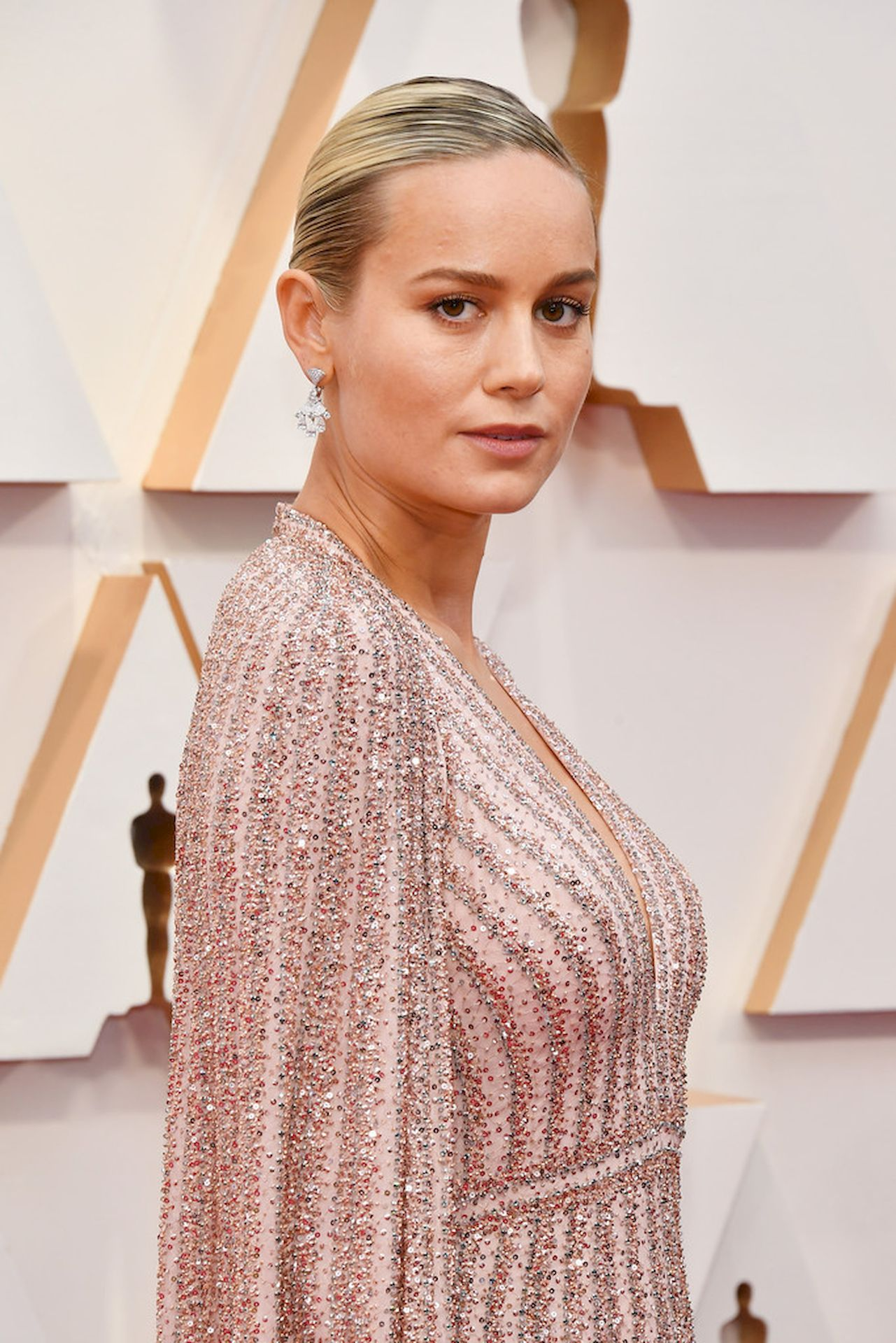 Brie Larson Shines At The 92nd Academy Awards 0003