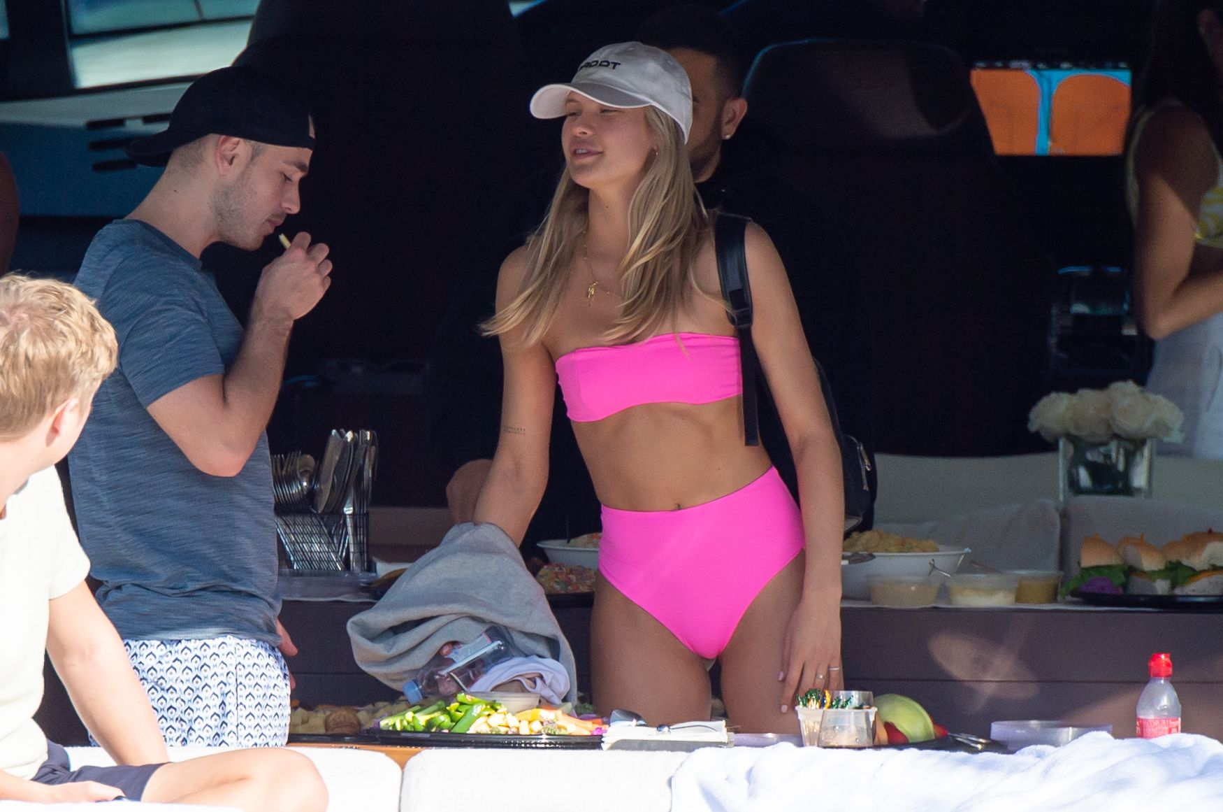 Model Josie Canseco Shows Off Her Curves In Miami 0007