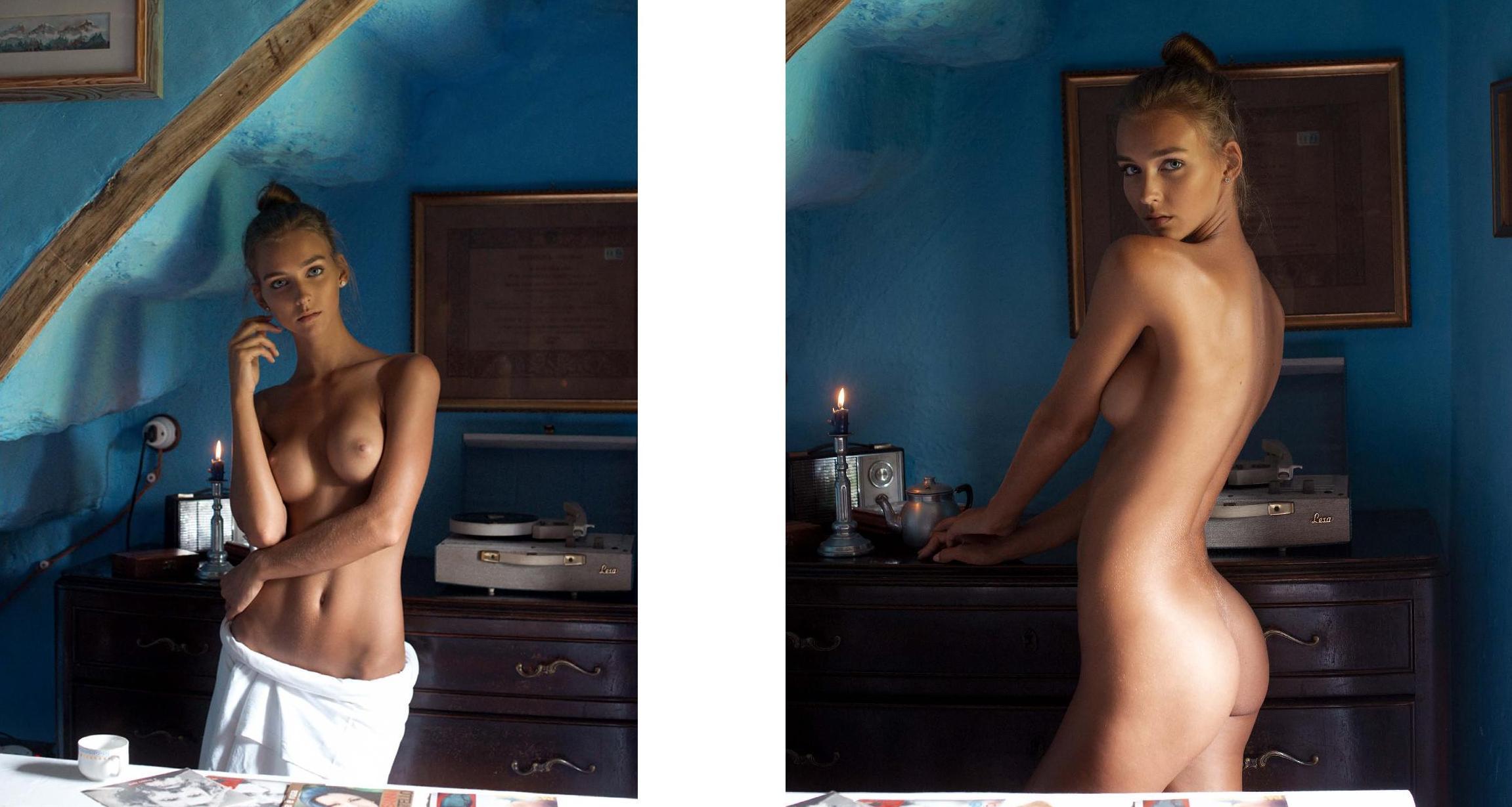Rachel Cook Nude – Nirvana Magazine 0003