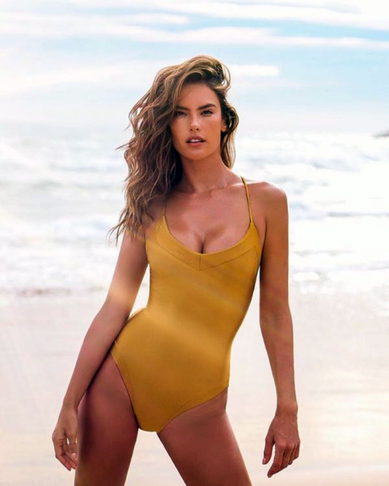Alessandra Ambrosio Presents The New Campaign Of Her Brand Gal Floripa 0007