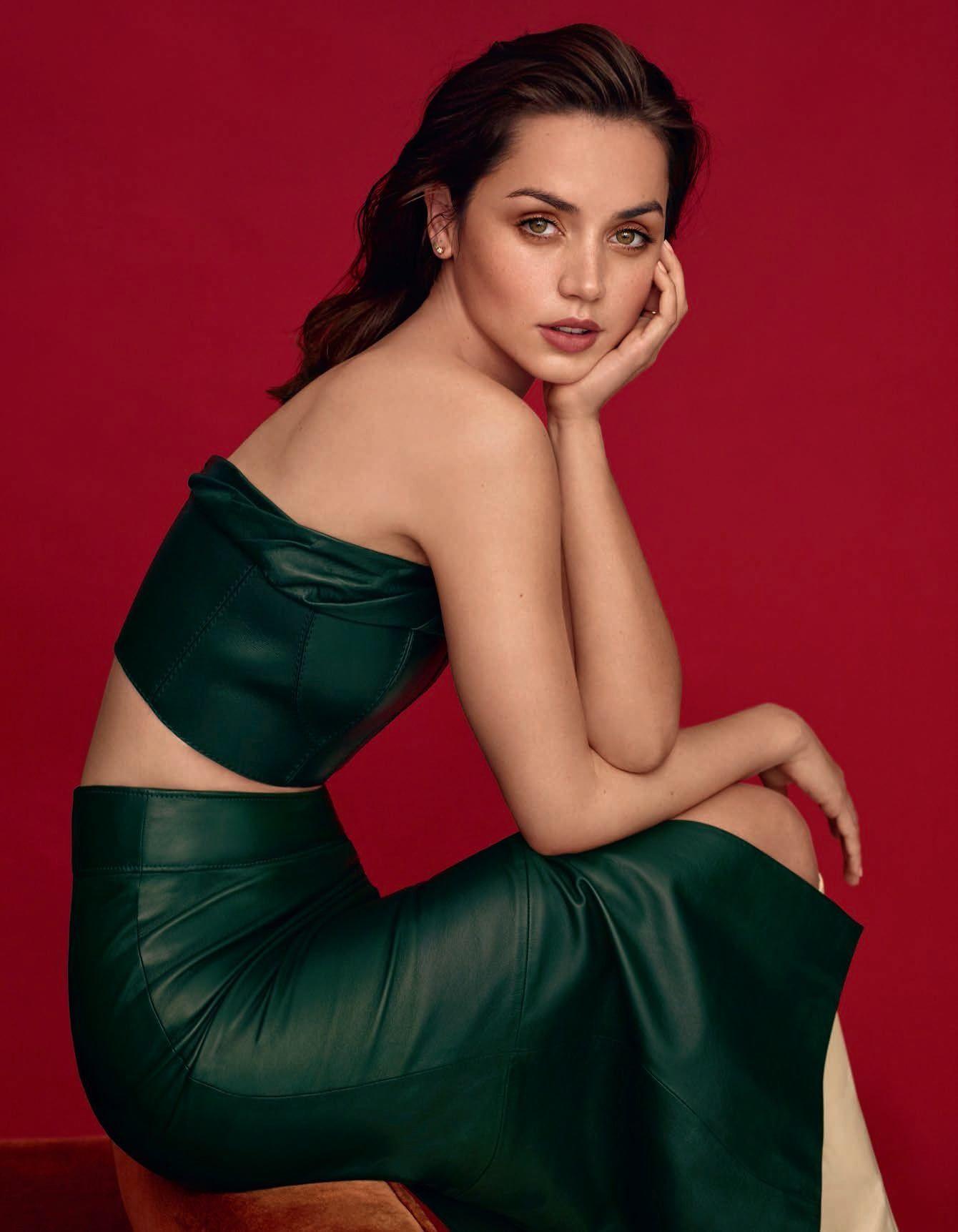 Ana De Armas Sexy – Vogue Spain April 2020 Issue 0001