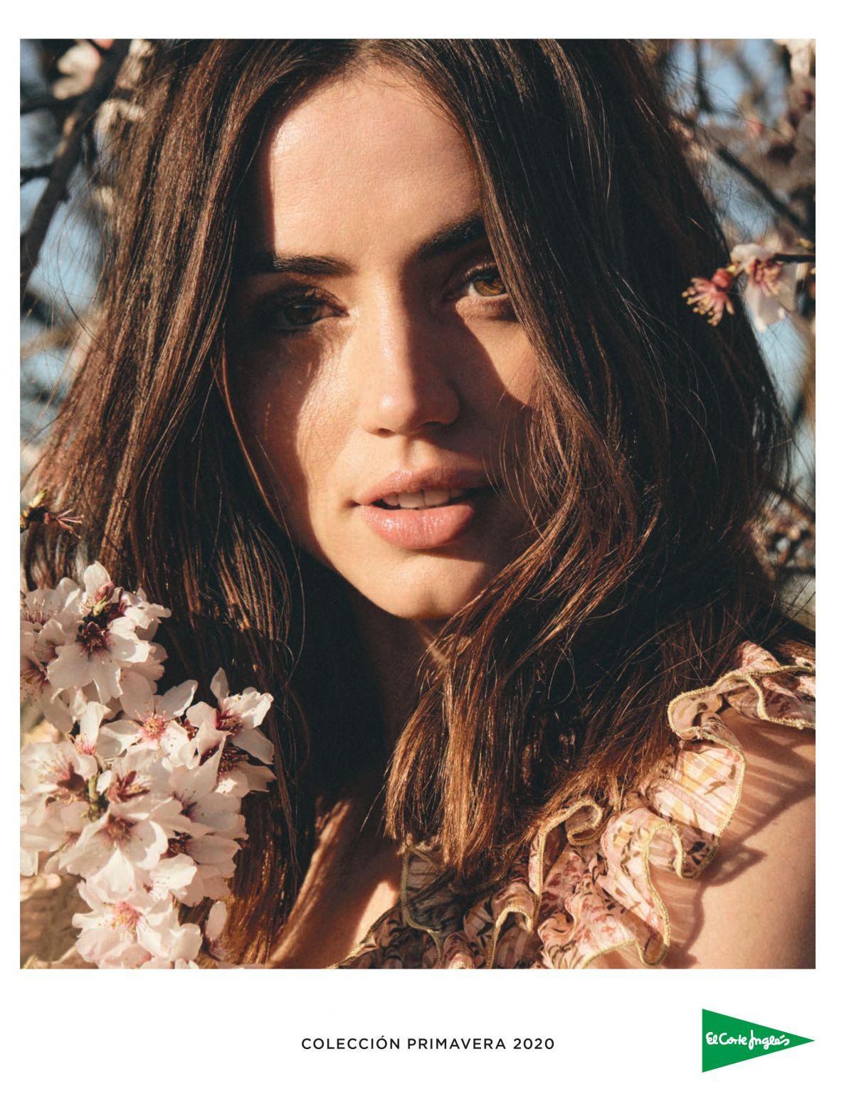 Ana De Armas Sexy – Vogue Spain April 2020 Issue 0019