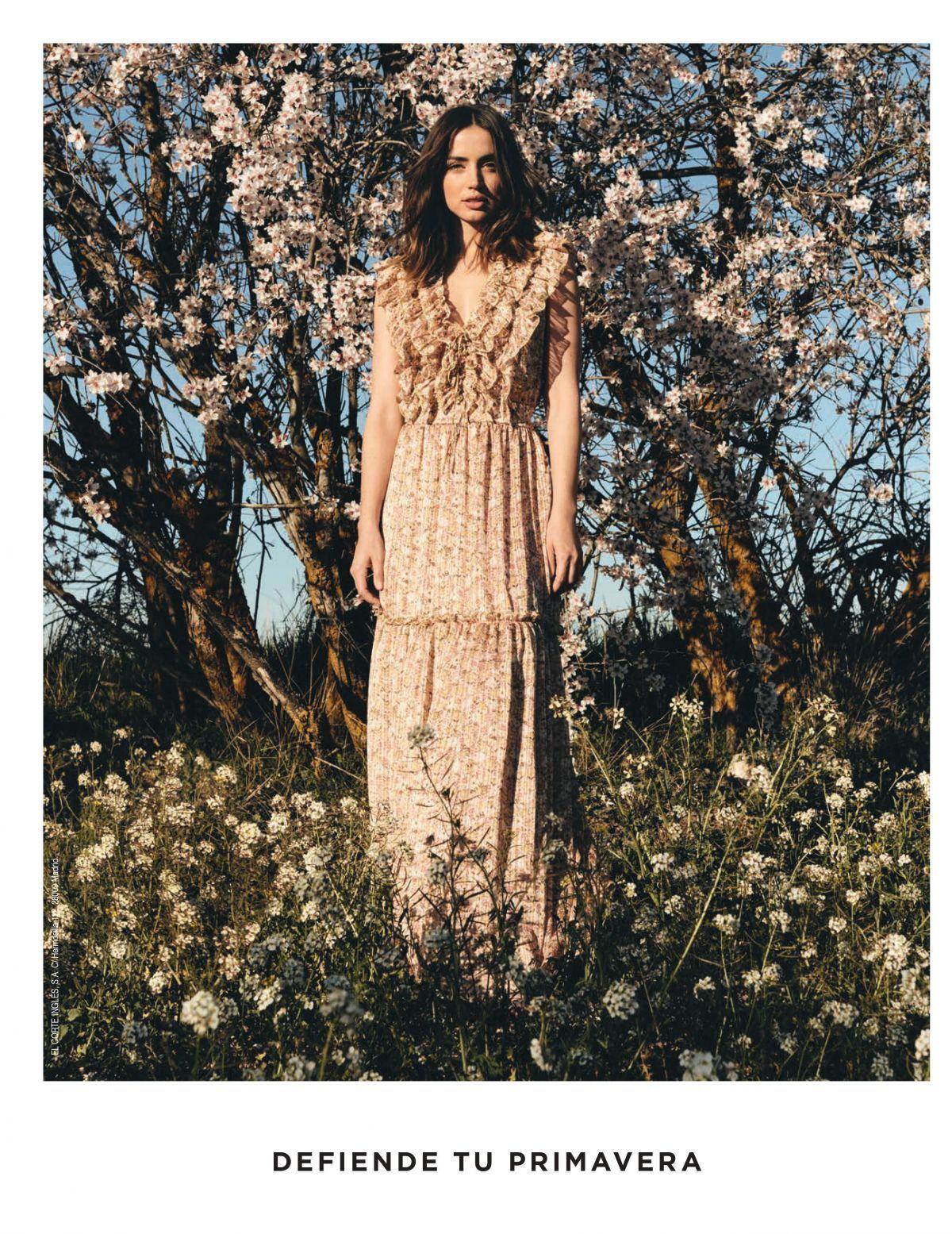 Ana De Armas Sexy – Vogue Spain April 2020 Issue 0020