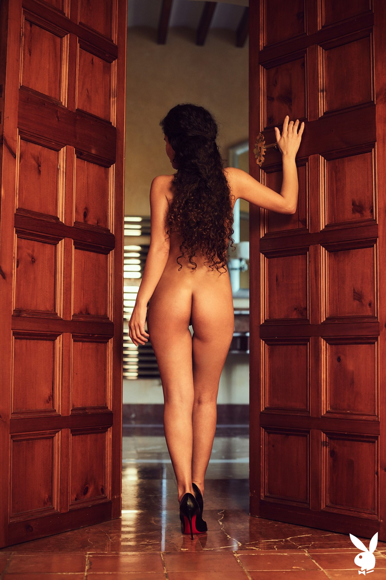 Bana Hamawandi In Playboy Germany Playboy Plus (30)