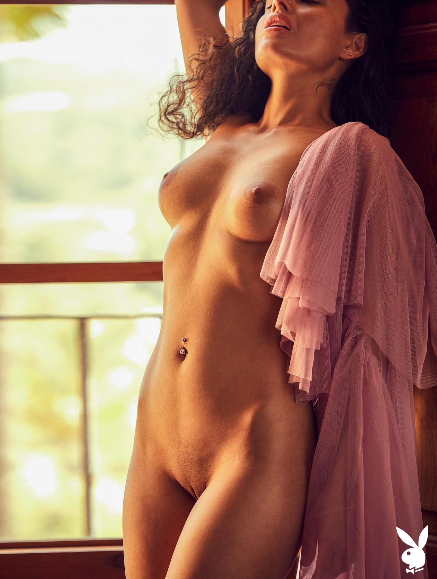 Bana Hamawandi In Playboy Germany Playboy Plus (5)