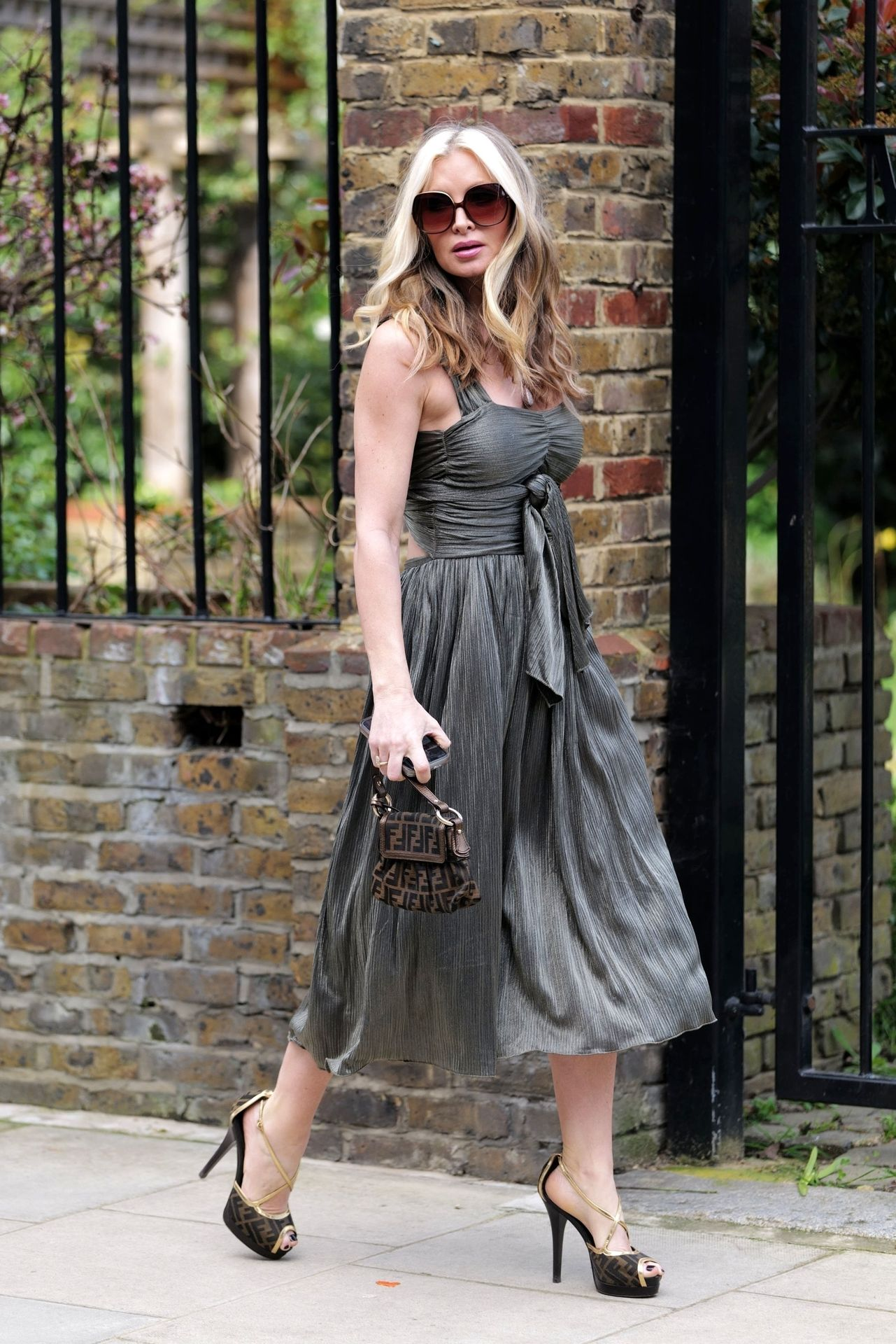 Caprice Bourret Steps Out Looking Glamorous In London 0004