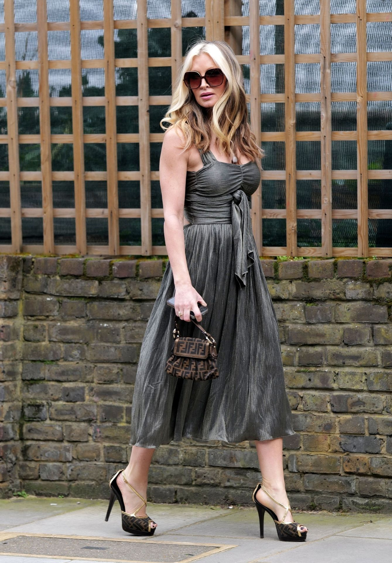 Caprice Bourret Steps Out Looking Glamorous In London 0005