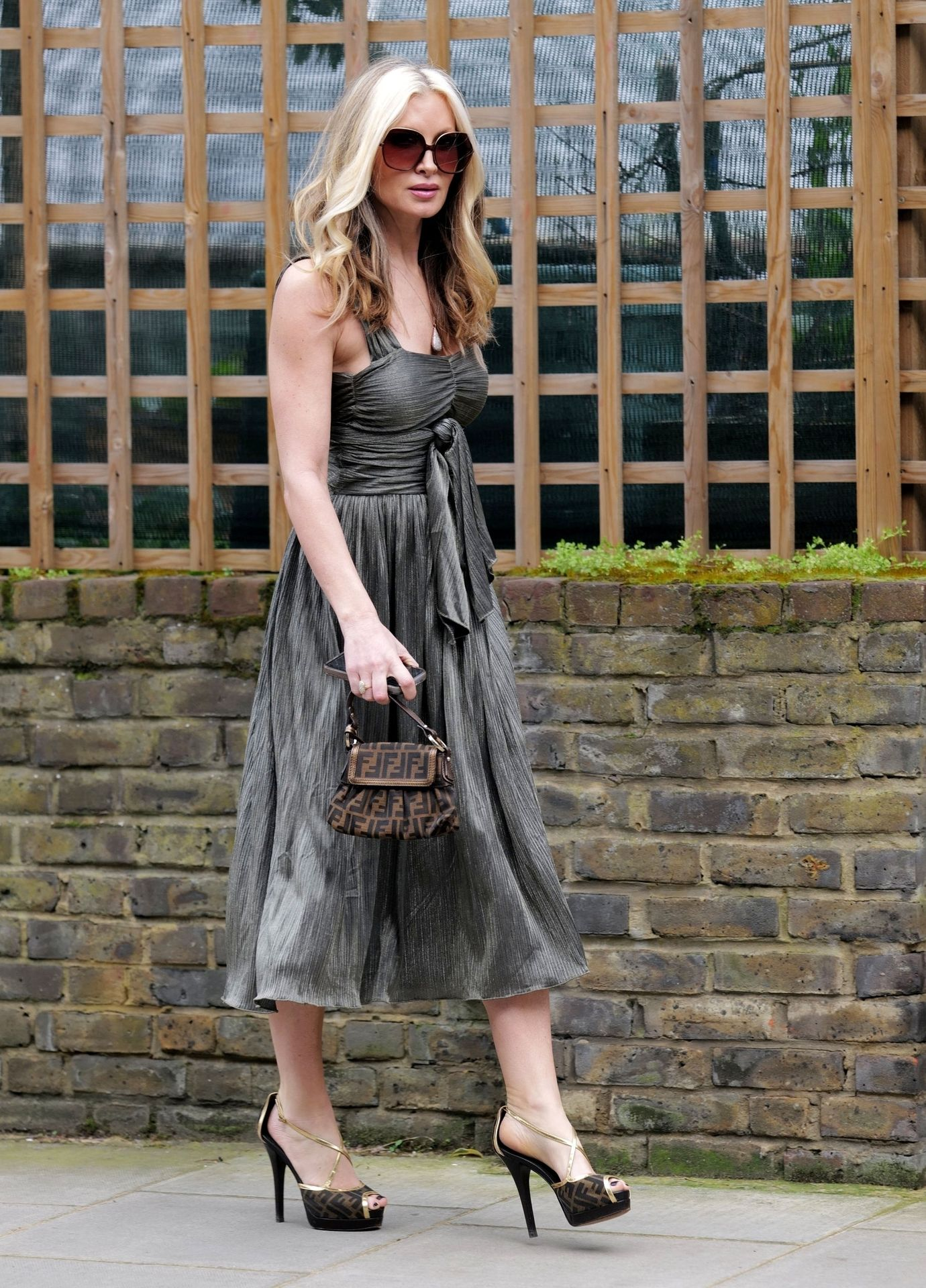 Caprice Bourret Steps Out Looking Glamorous In London 0007