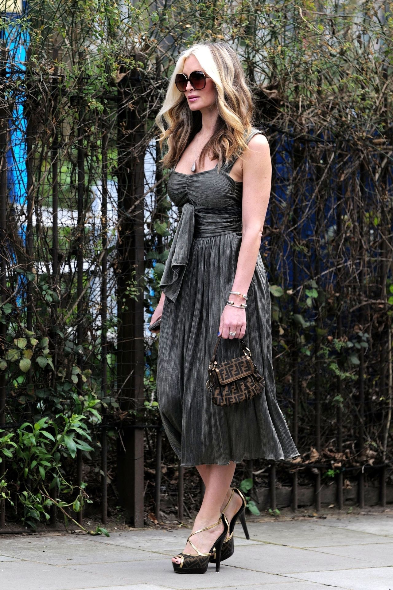 Caprice Bourret Steps Out Looking Glamorous In London 0011