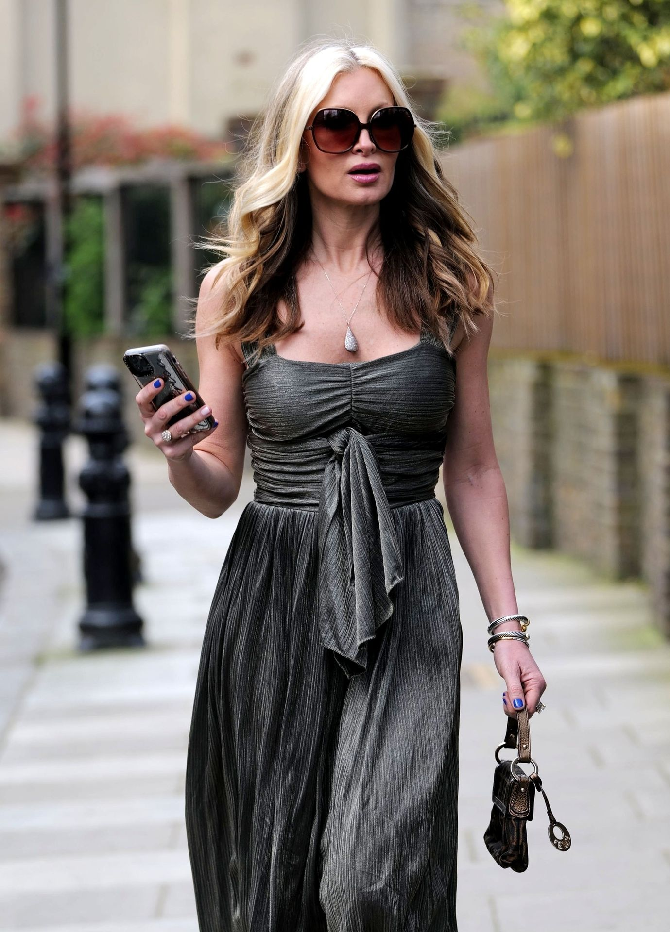 Caprice Bourret Steps Out Looking Glamorous In London 0025