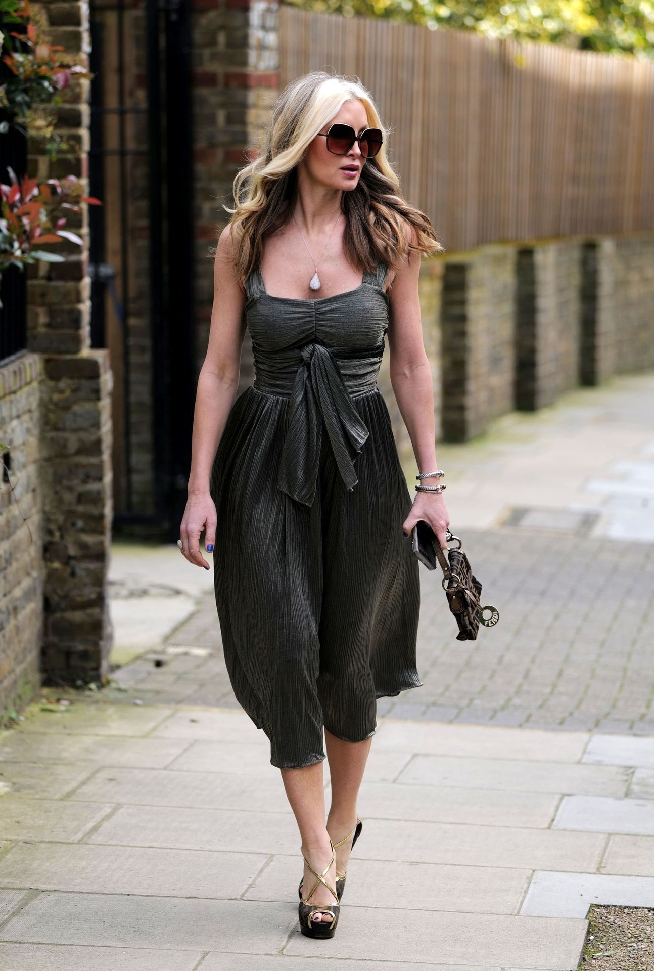 Caprice Bourret Steps Out Looking Glamorous In London 0028